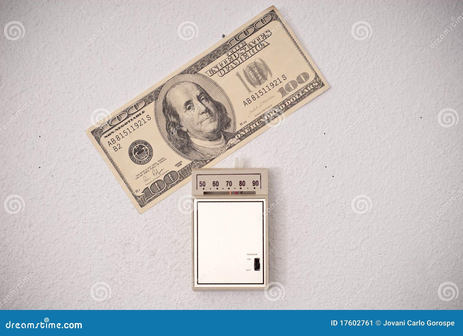 газ расходов счета