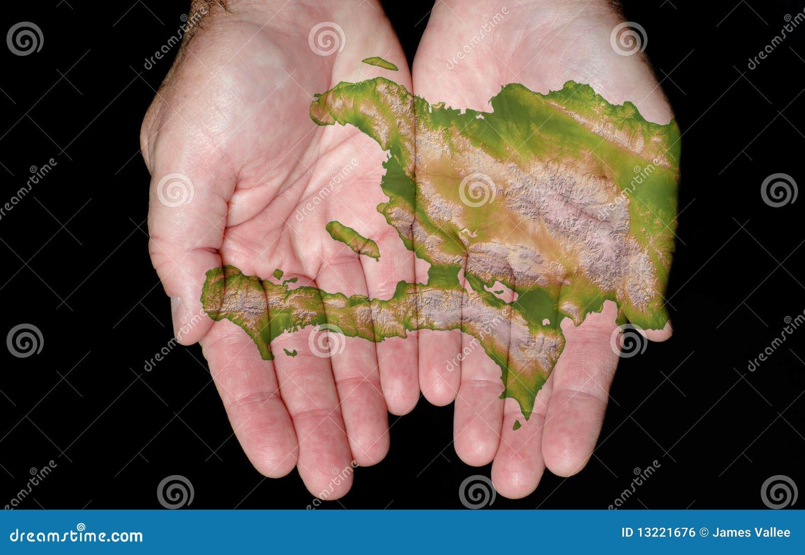 Гаити вручает наше