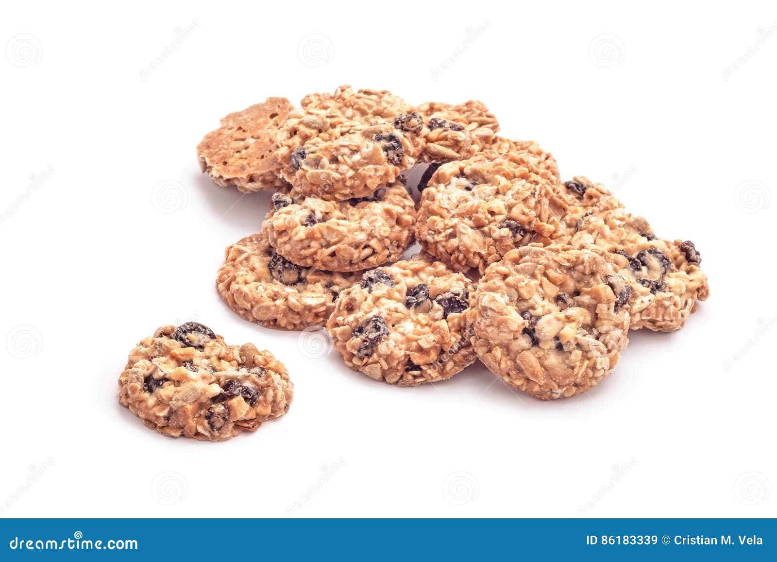 Гайки и печенья плодоовощей
