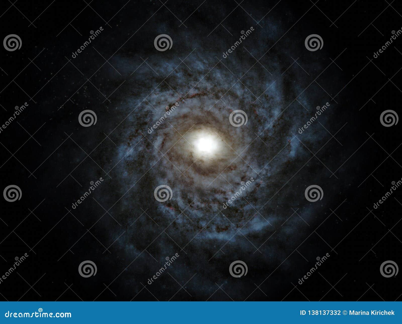 Галактика, галактика млечного пути, 50 000 световых год поперек Высококачественный, разрешение, 4k Тема космоса Элементы этого из