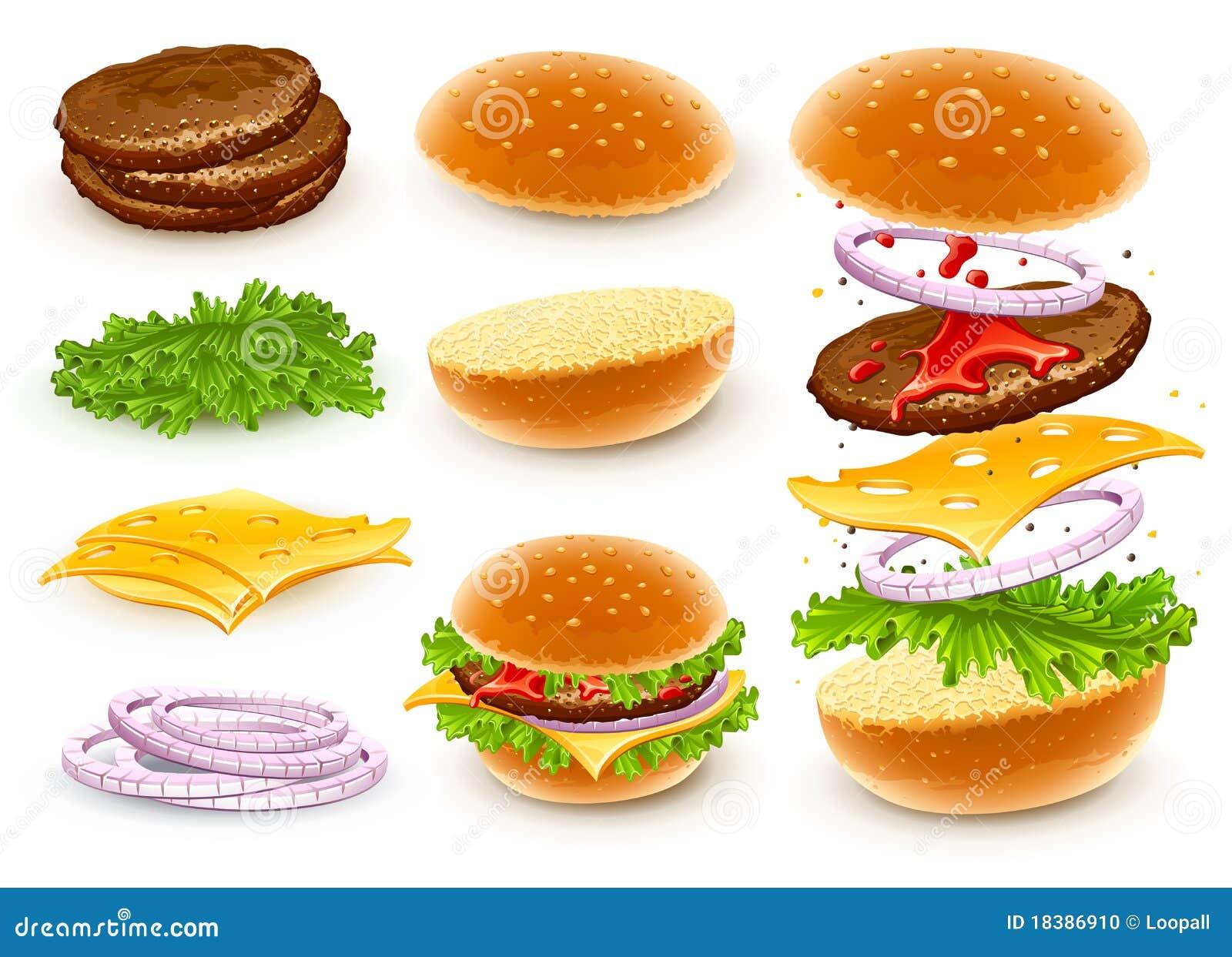Как в домашних условиях сделать гамбургер