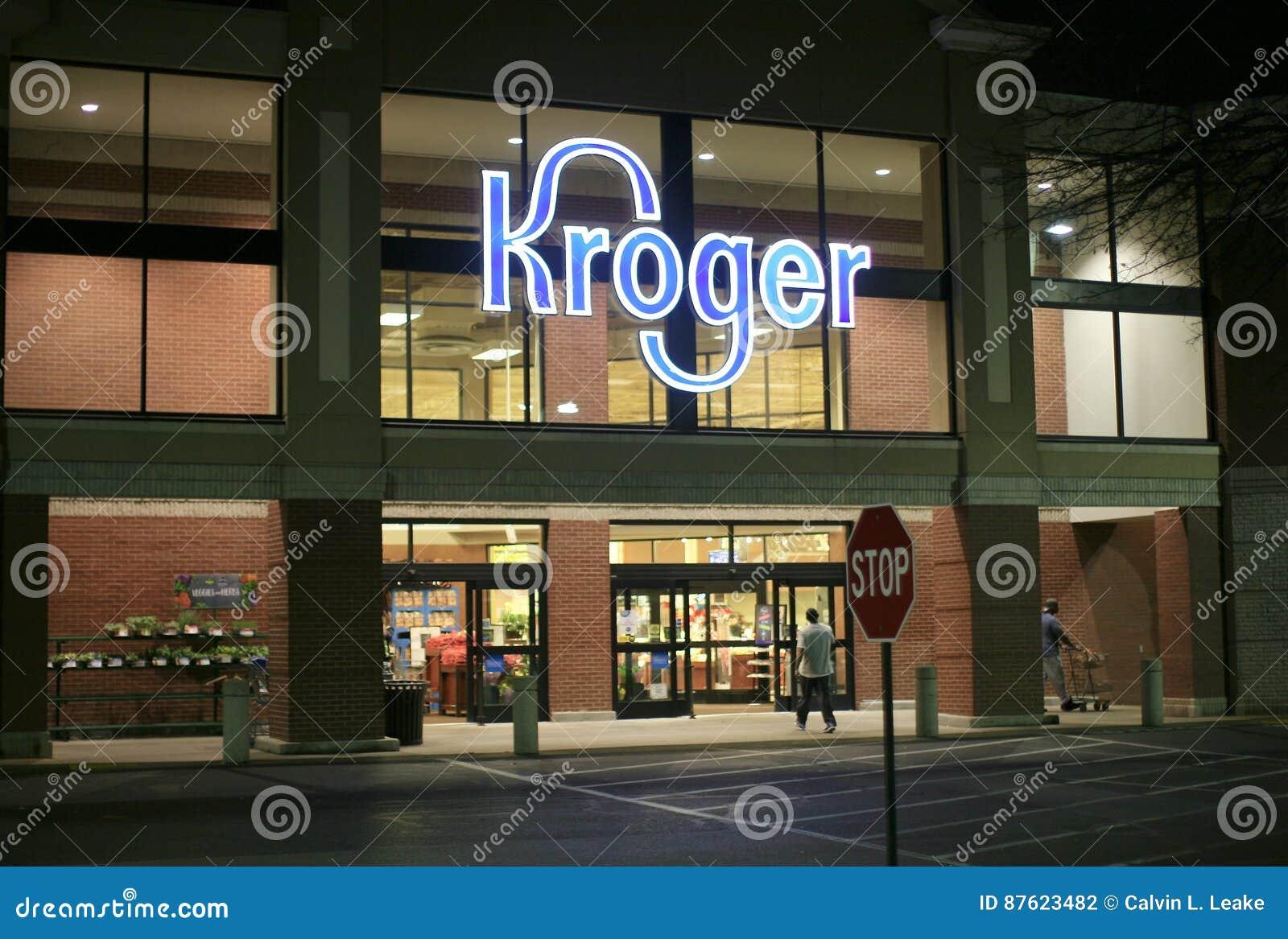 Гастроном Kroger