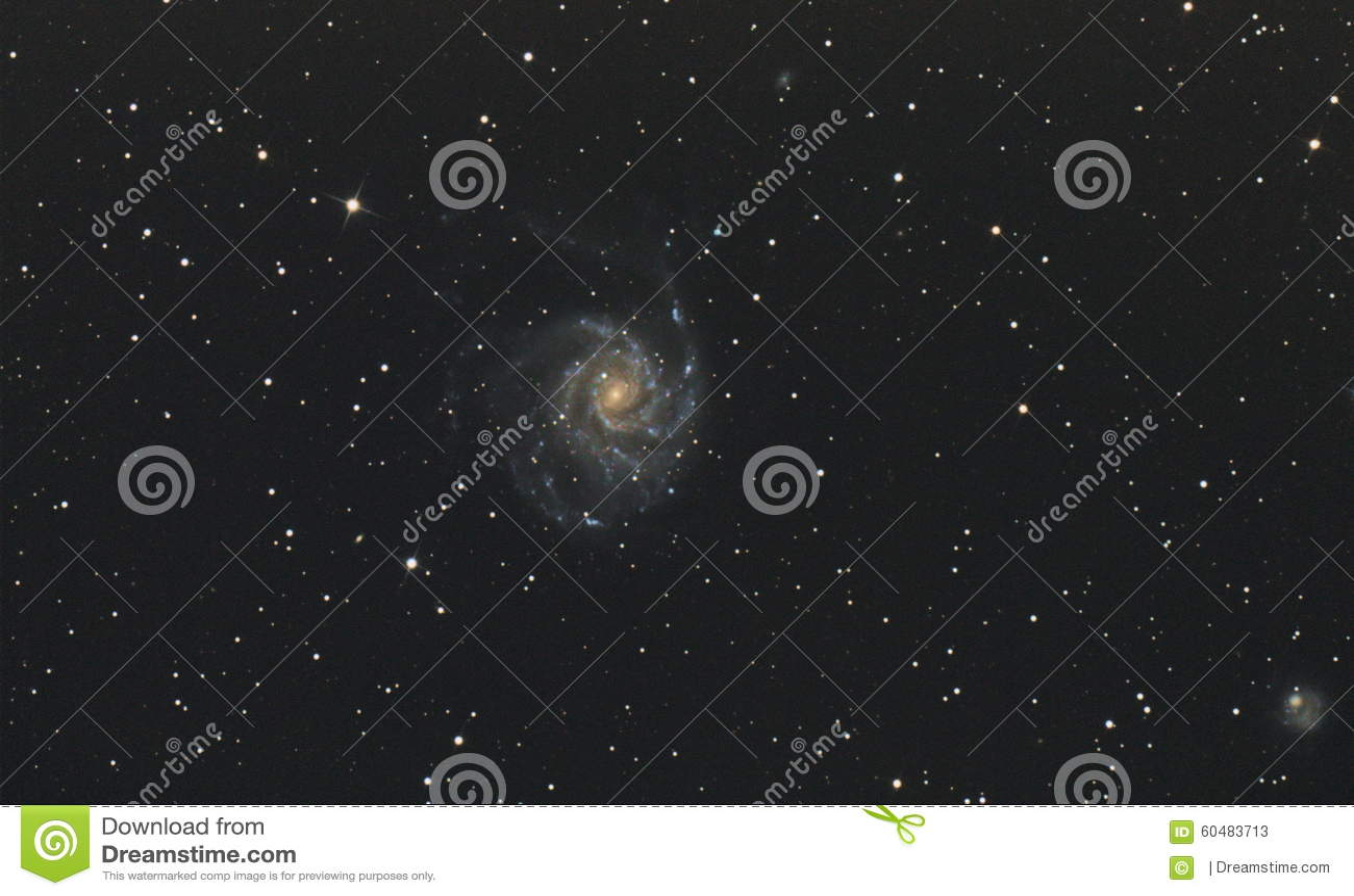 Галактика Pinwheel