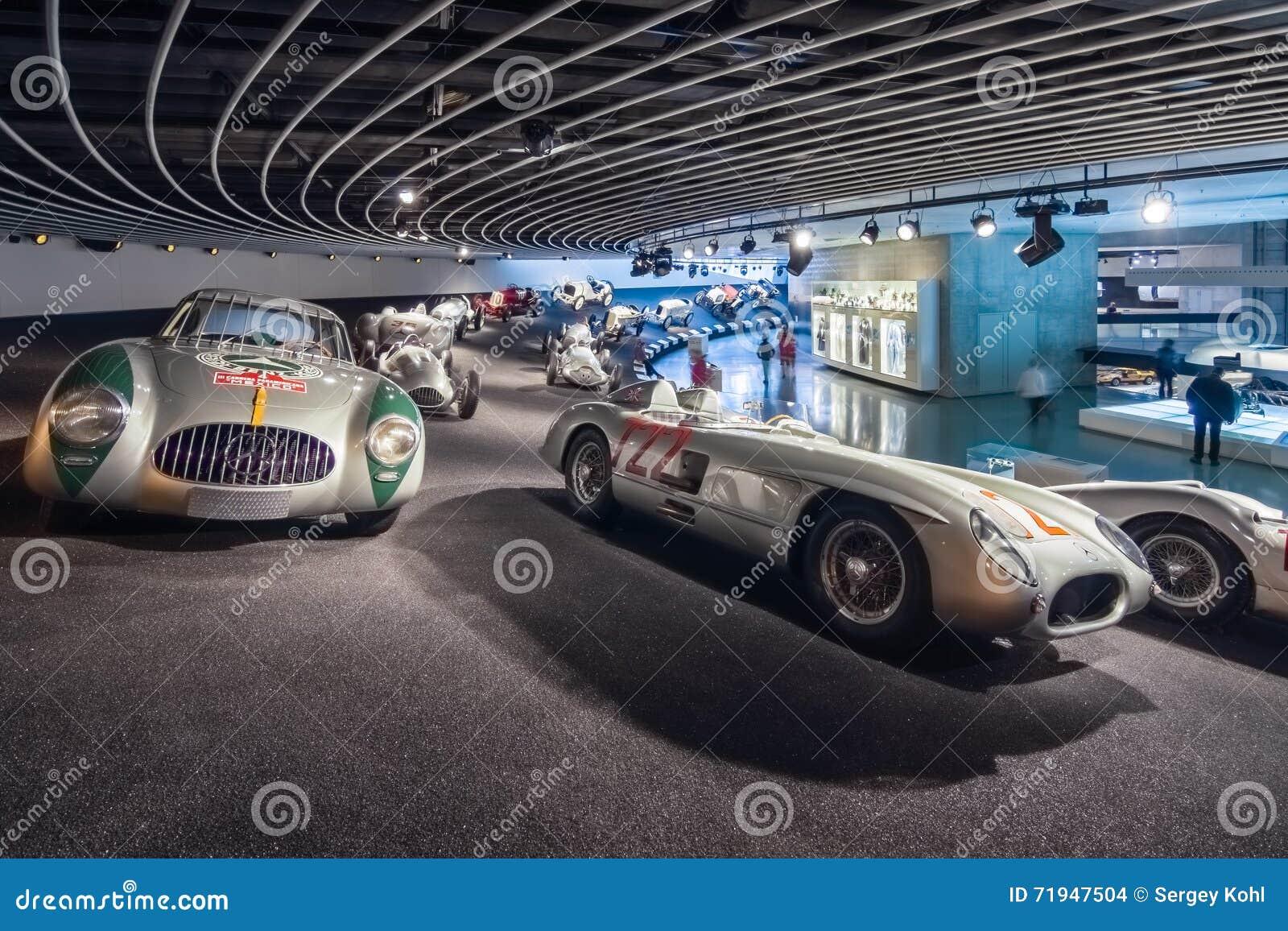 Галерея спорт и гоночные автомобили различных классов