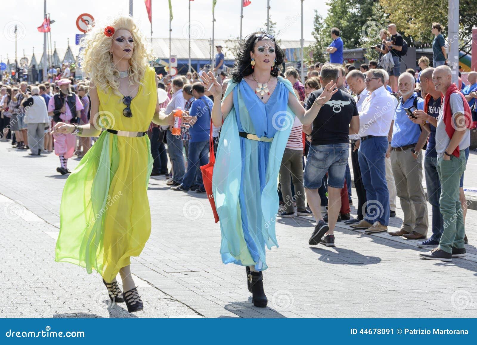 Гей-парад 2014 Антверпена