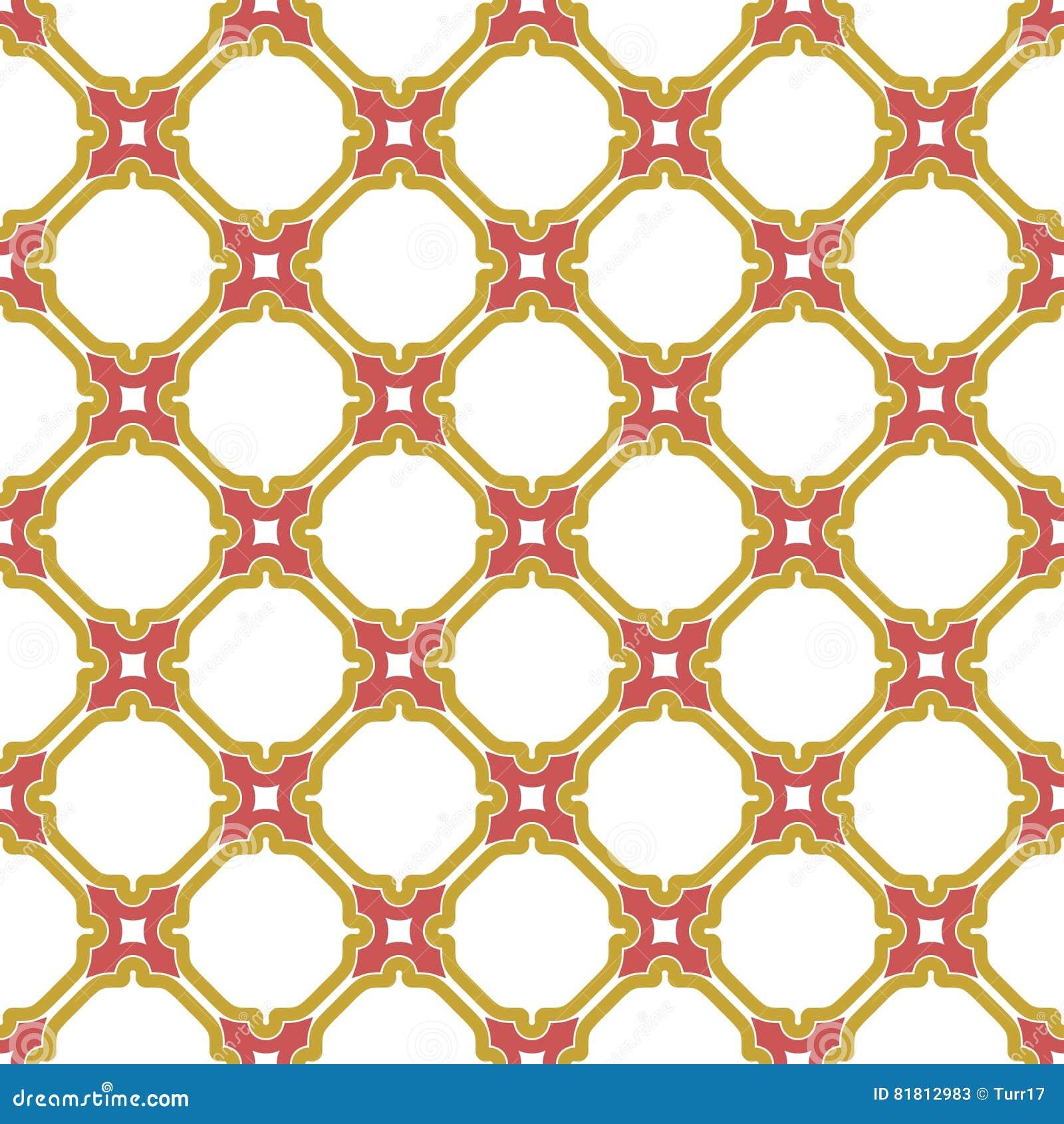 геометрическая картина безшовная