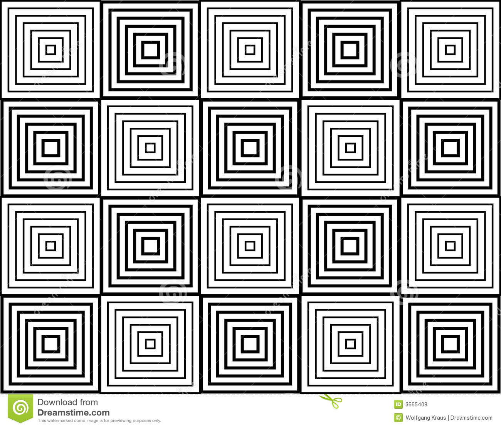 геометрическая картина