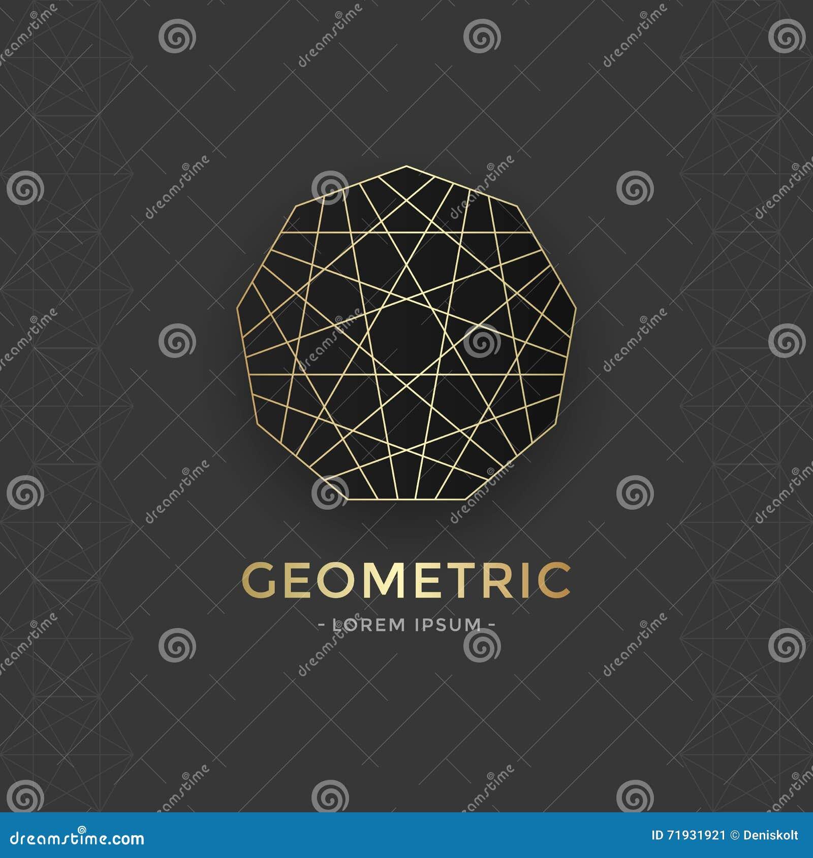 Геометрический священный символ