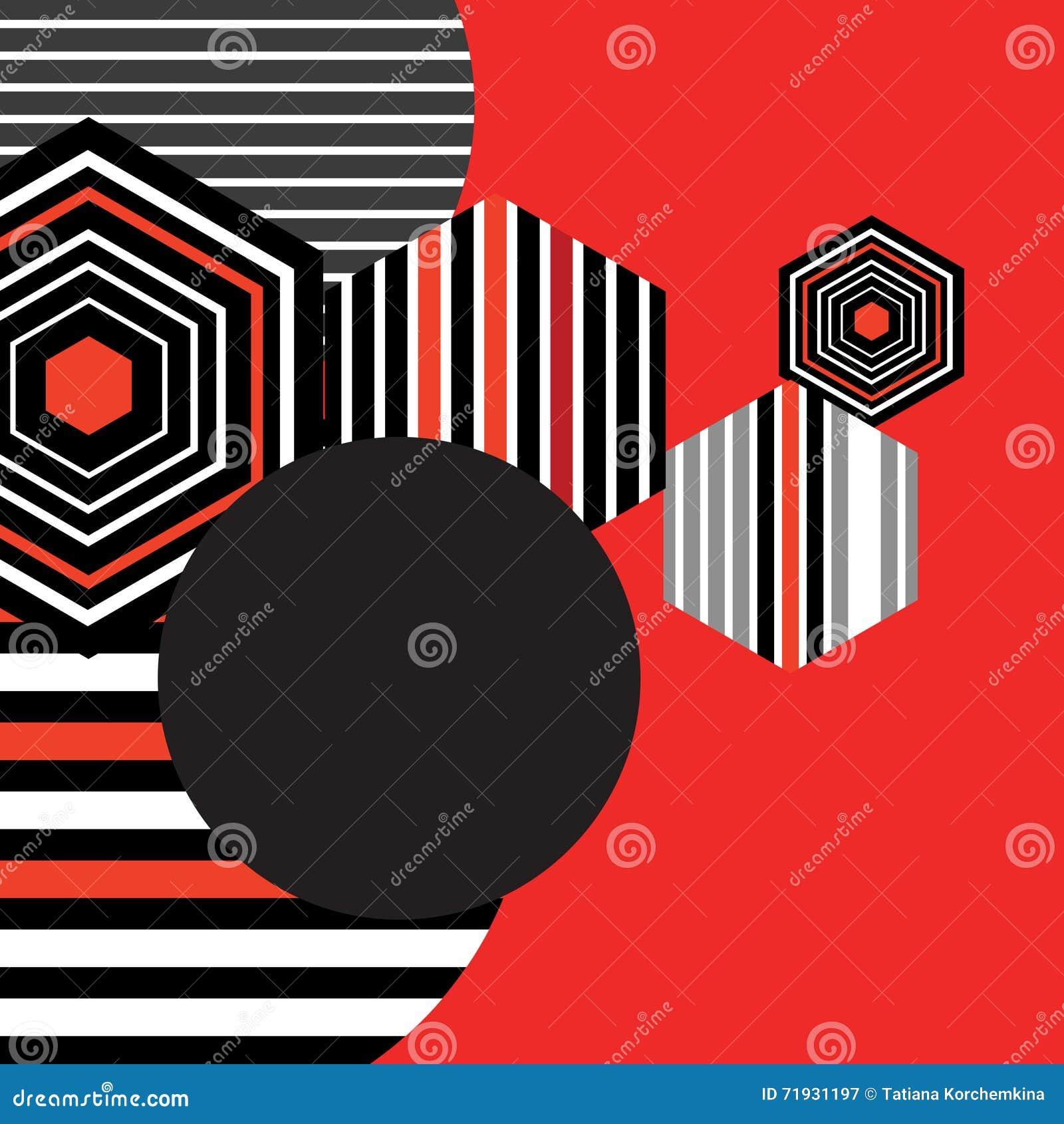 геометрическое предпосылки яркое