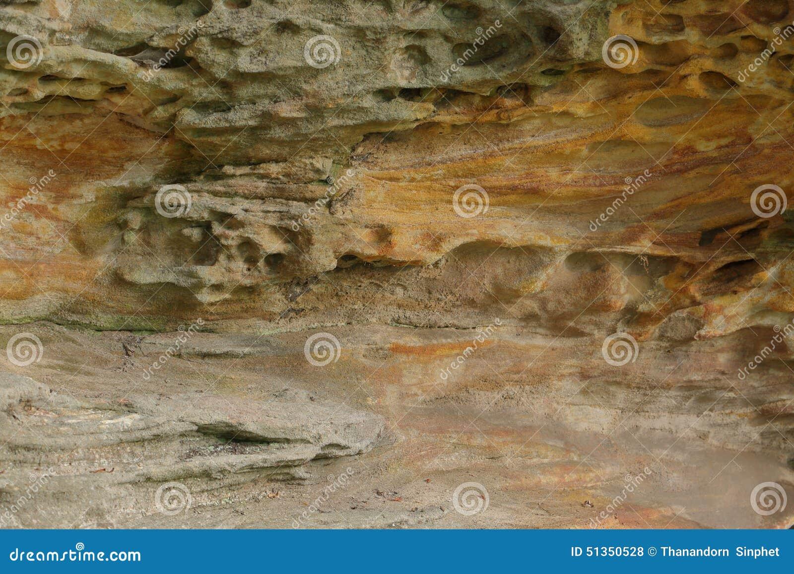 Геологохимические слои земли