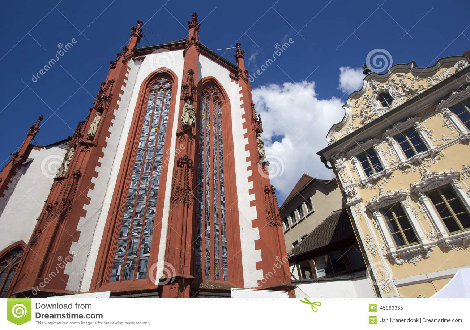 Германия wurzburg