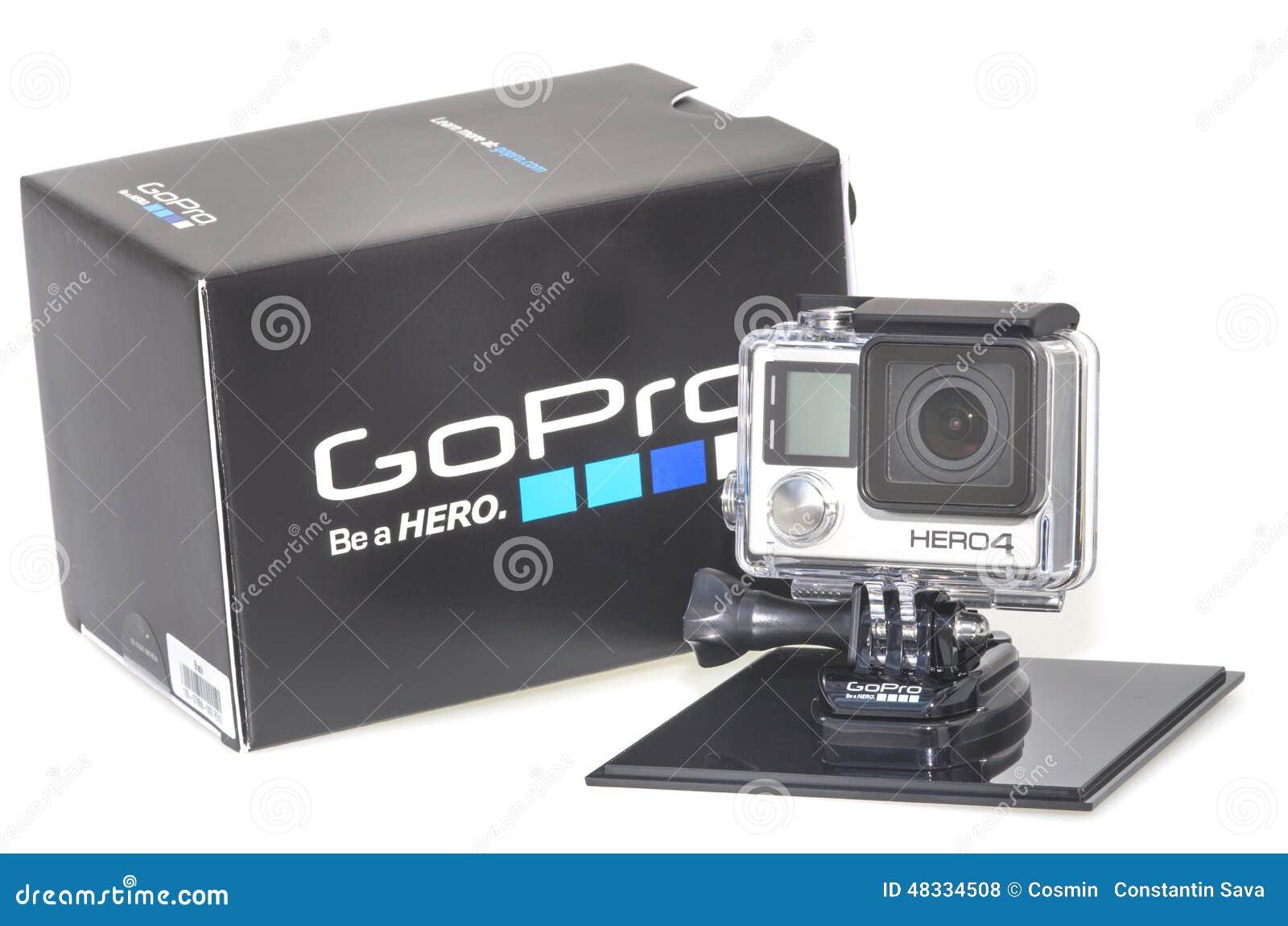 Герой 4 GoPro