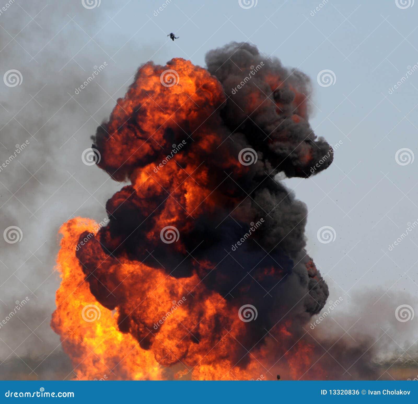 гигант взрыва