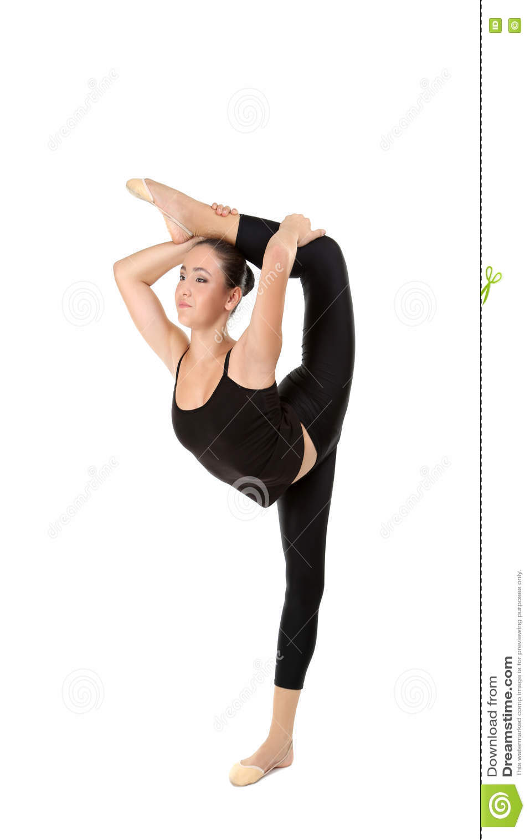 гимнасты молодые