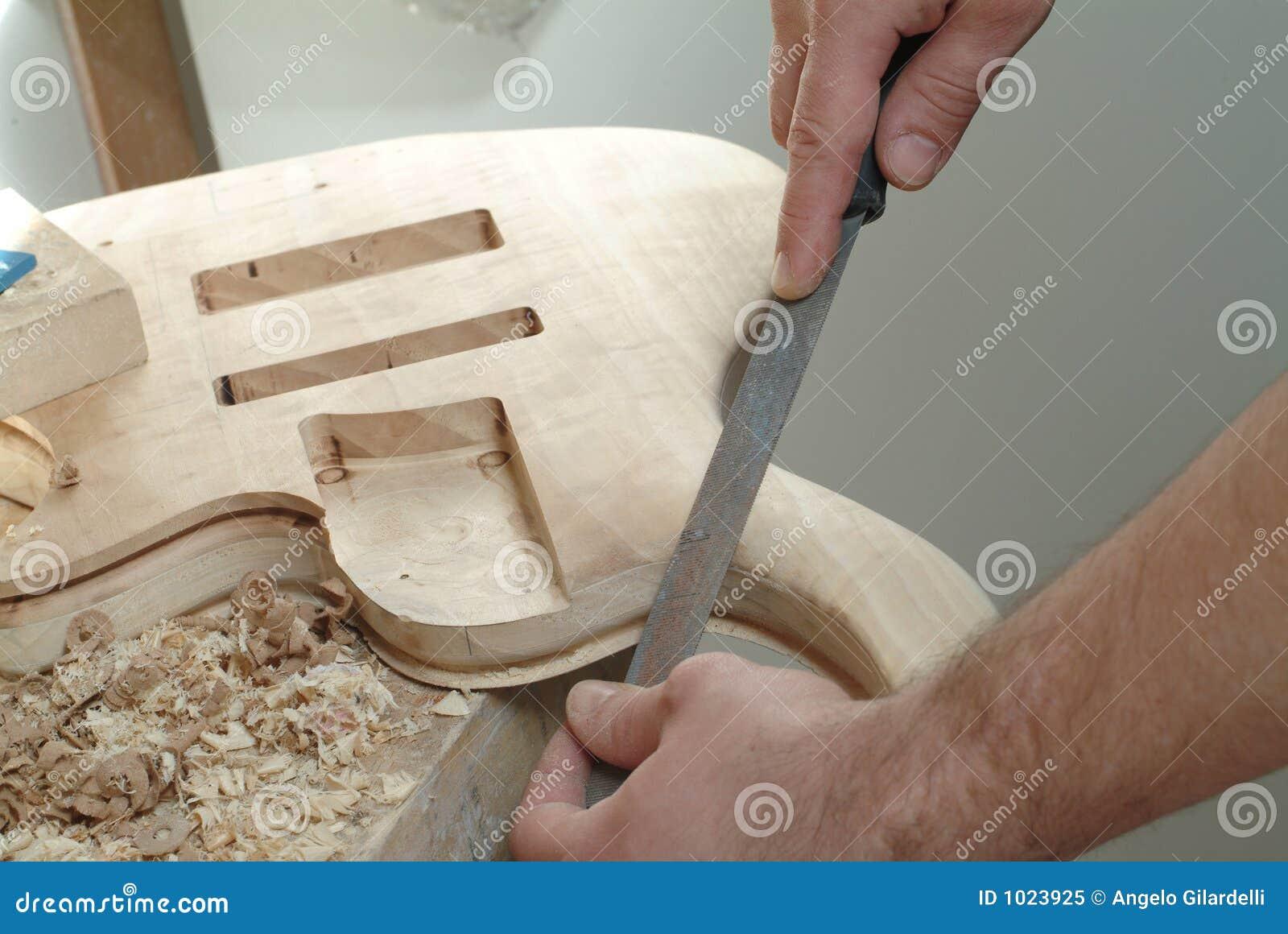 гитара конструкции