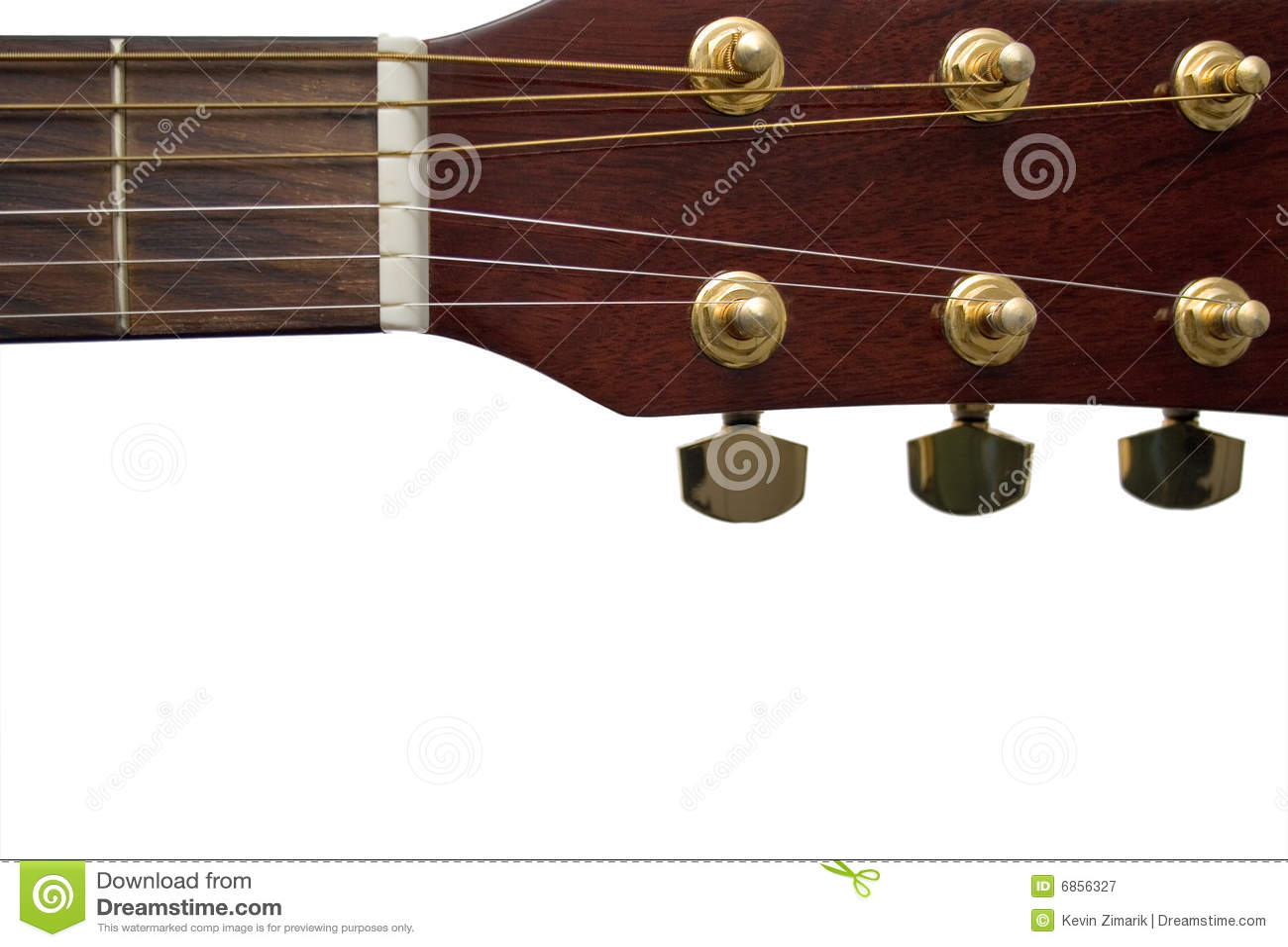 гитара крупного плана
