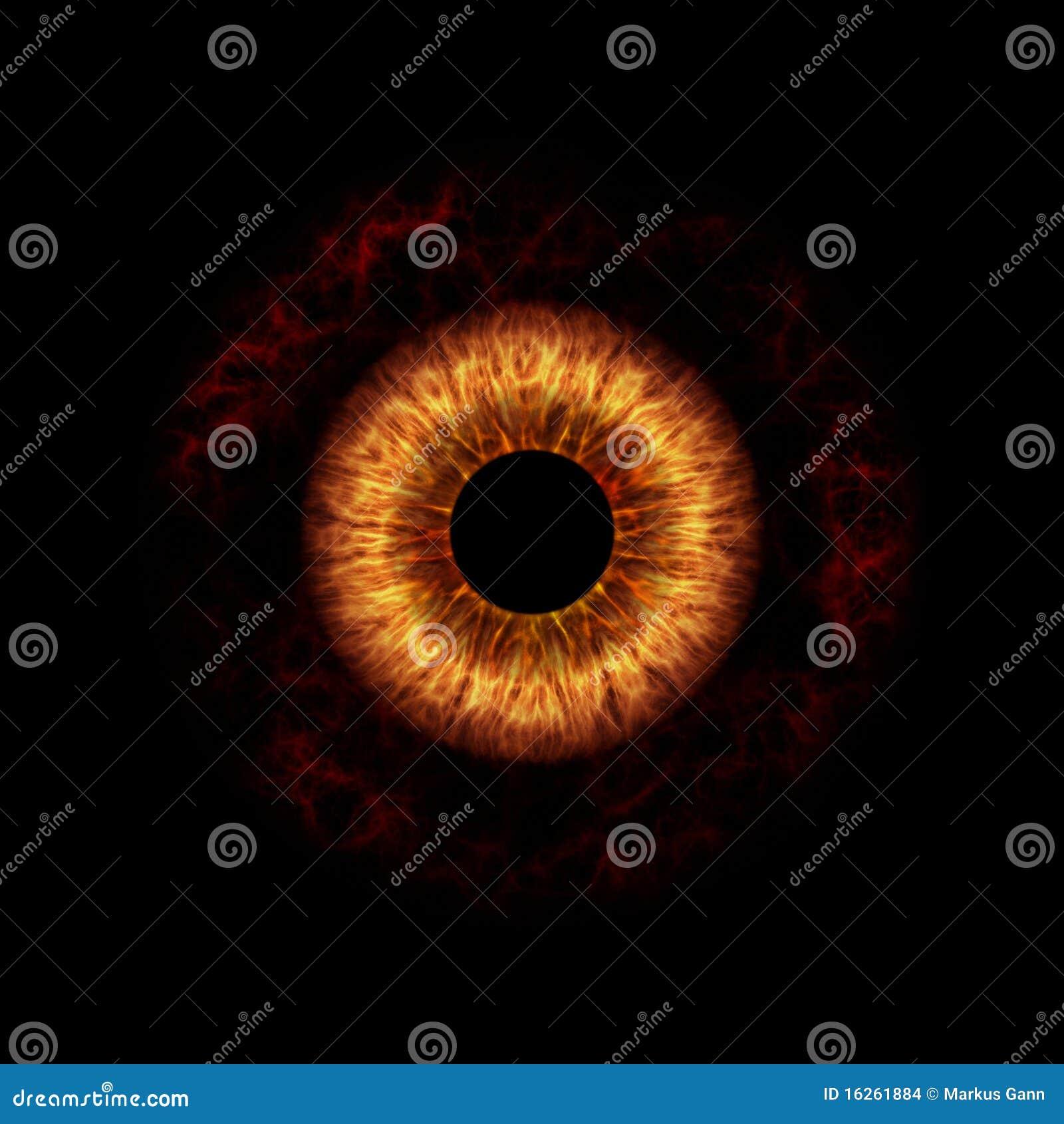 глаз дьявола фото