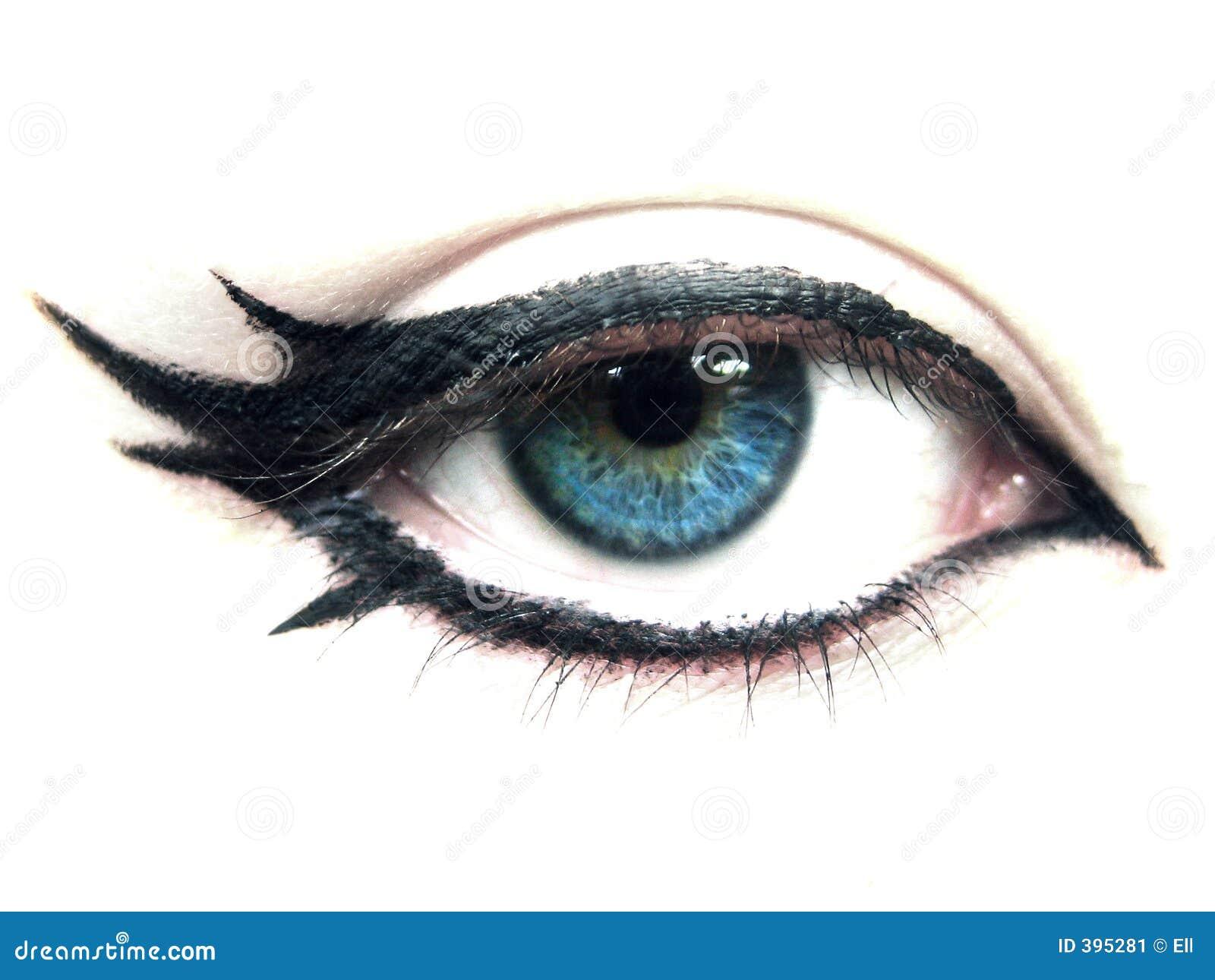 глаз унылый
