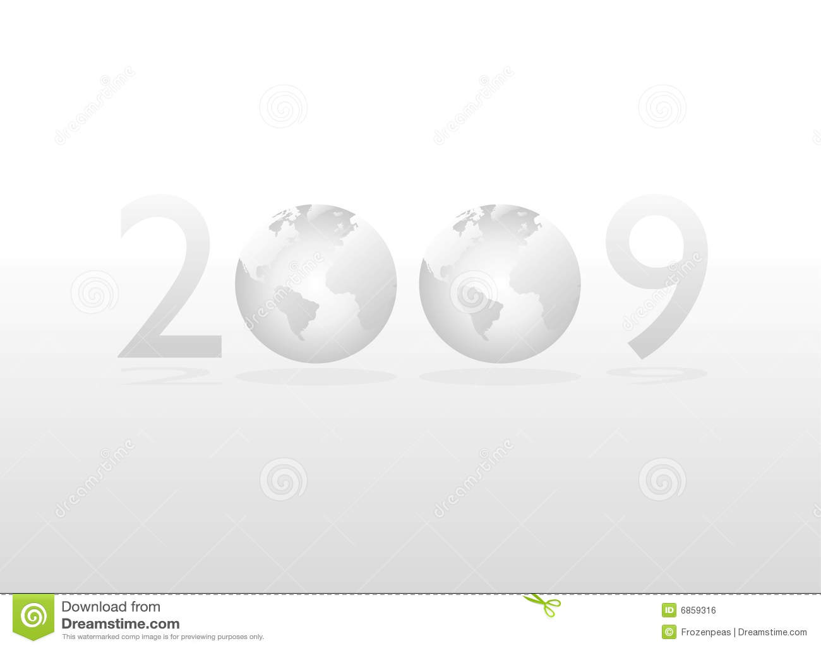 гловальное Новый Год