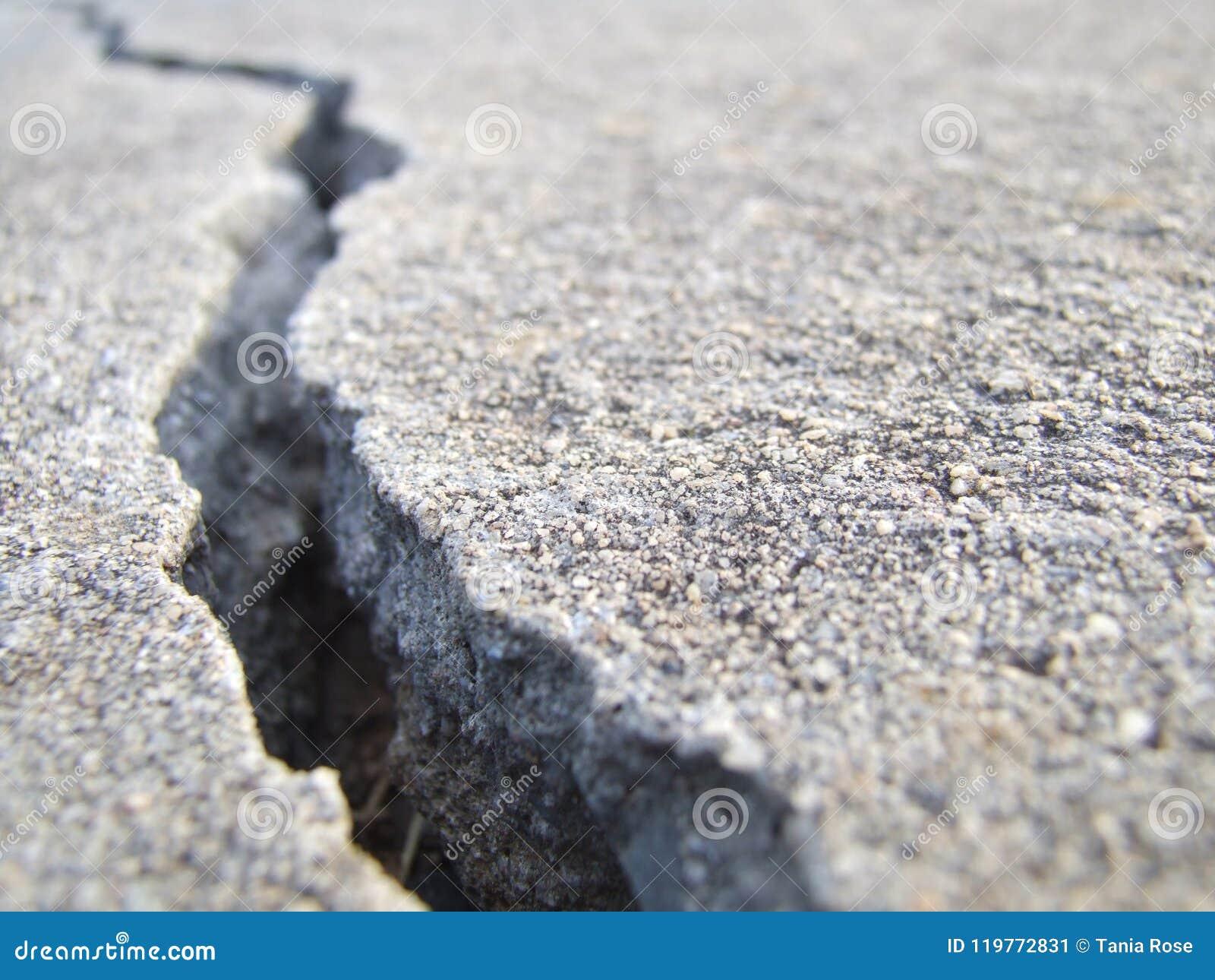 Разломанный бетон бетон в шумерле