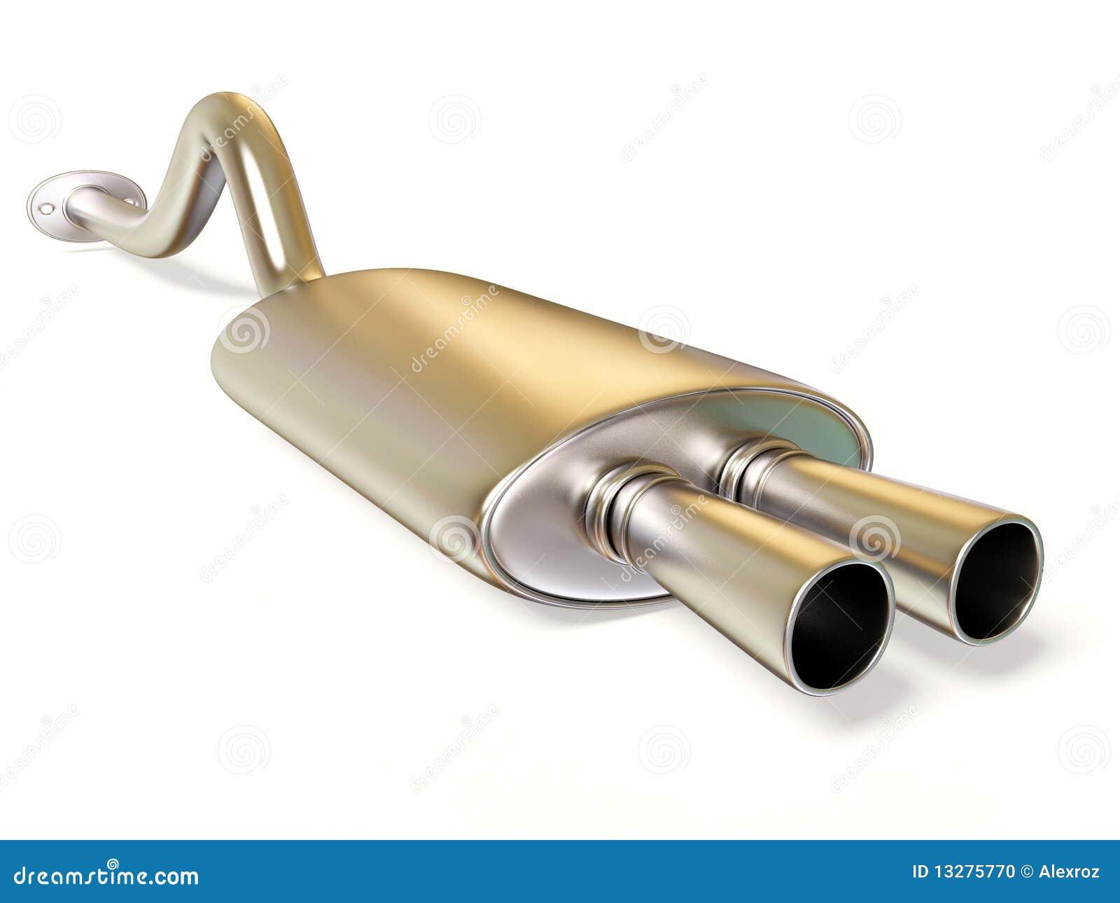 Глушитель своими руками на газ 3110