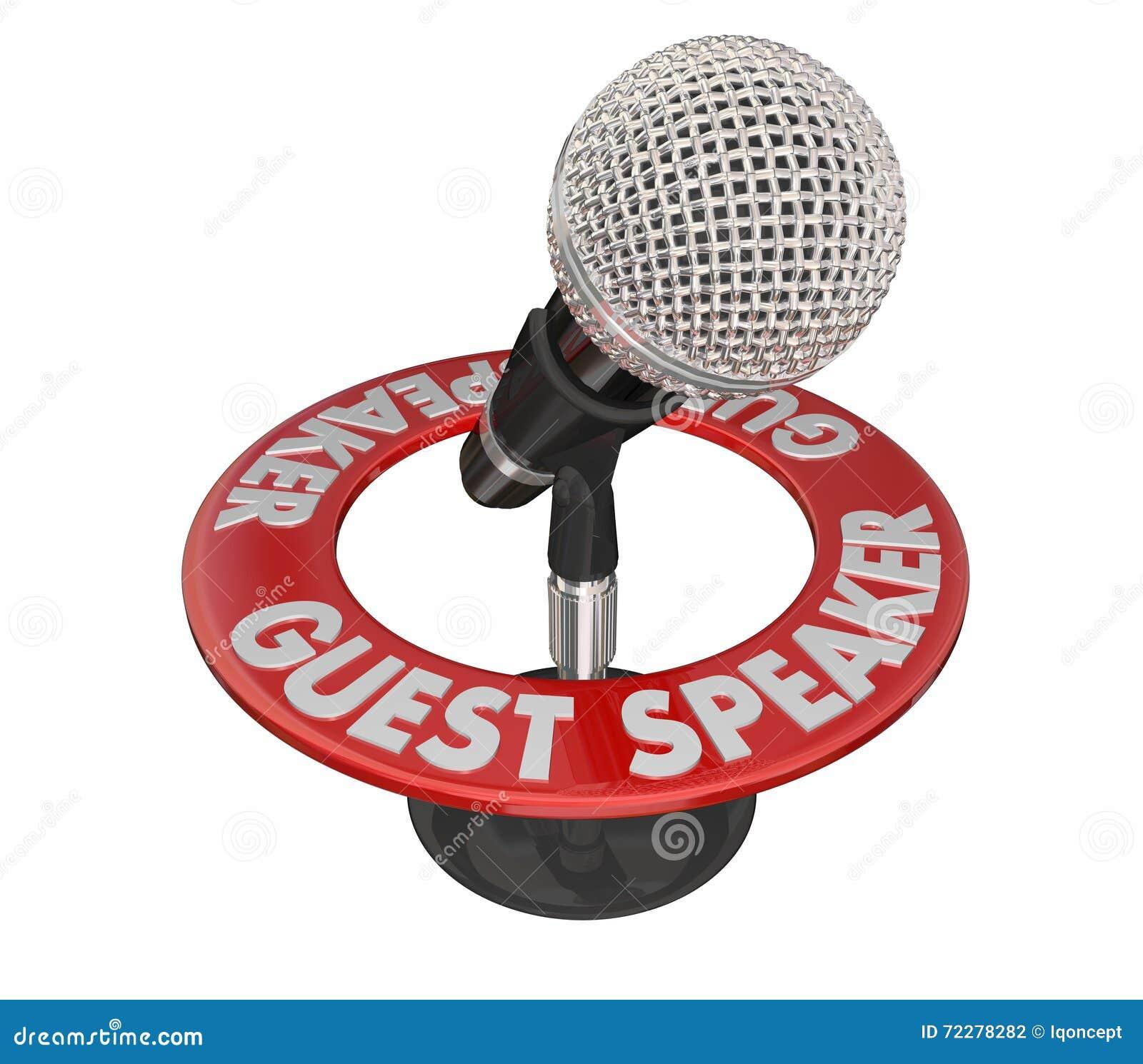 Download Говорить обсуждения микрофона приглашенного оратора экспертный Иллюстрация штока - иллюстрации насчитывающей специально, сообщите: 72278282