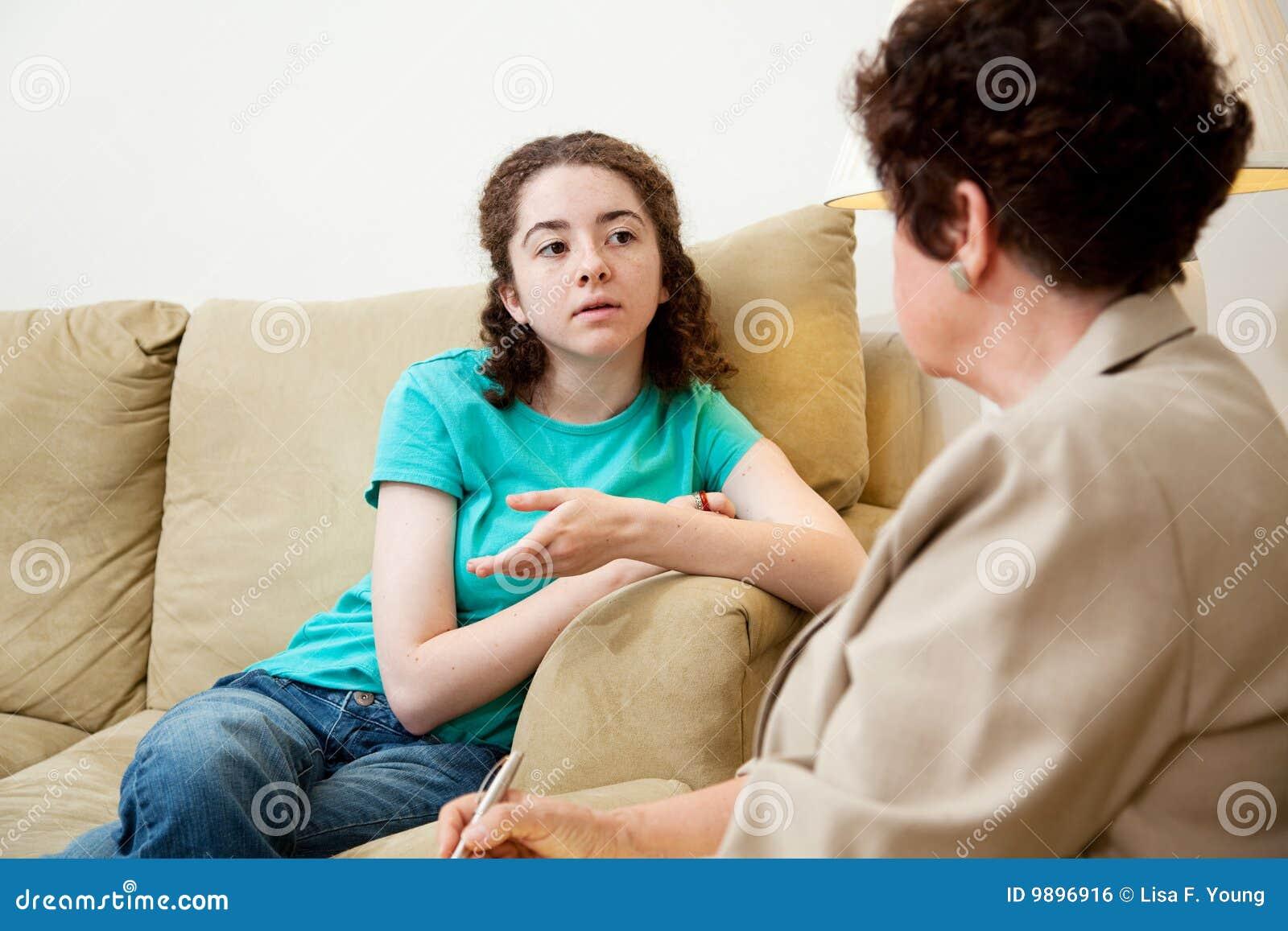 говорить советника предназначенный для подростков