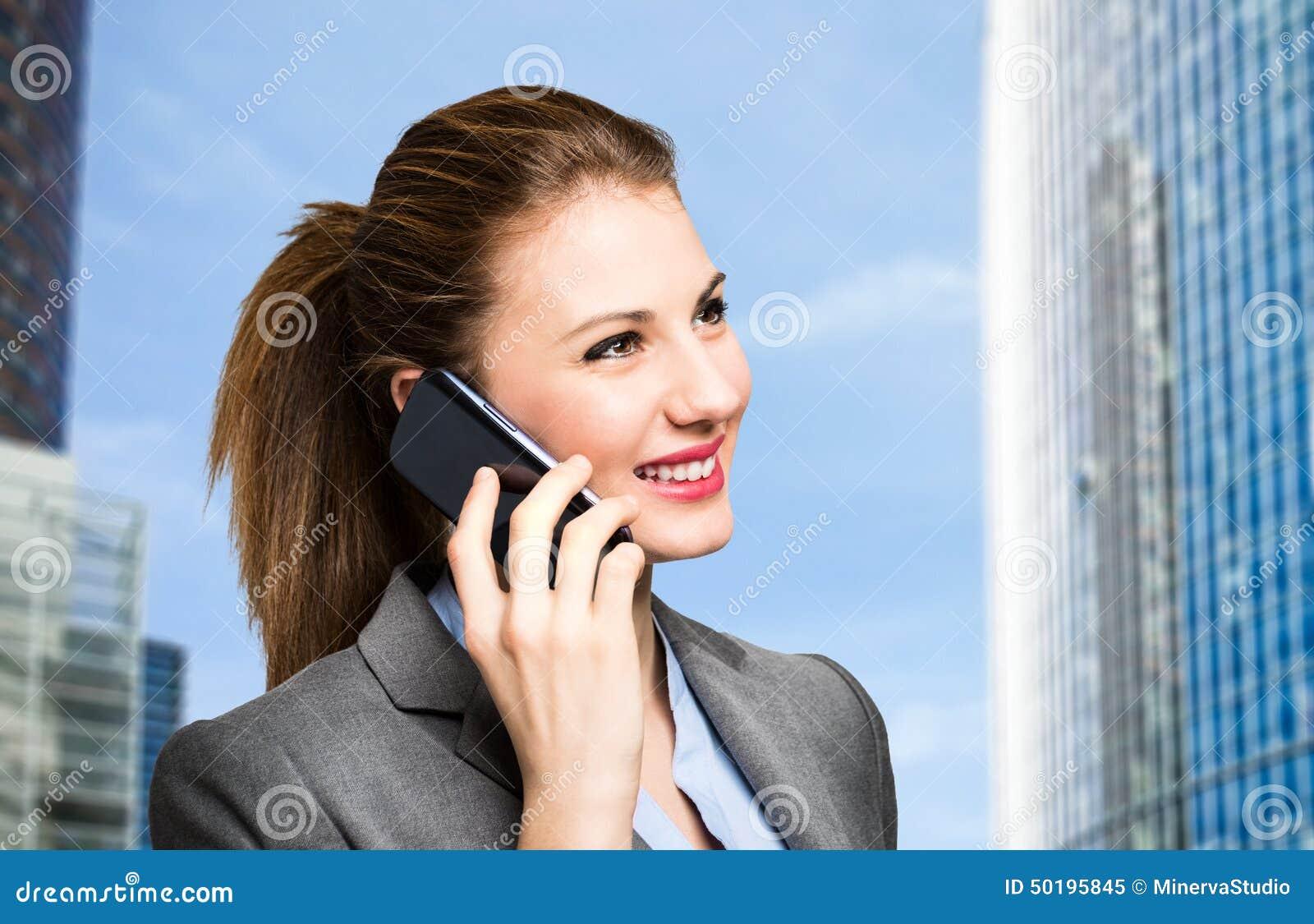 говорить телефона коммерсантки ся