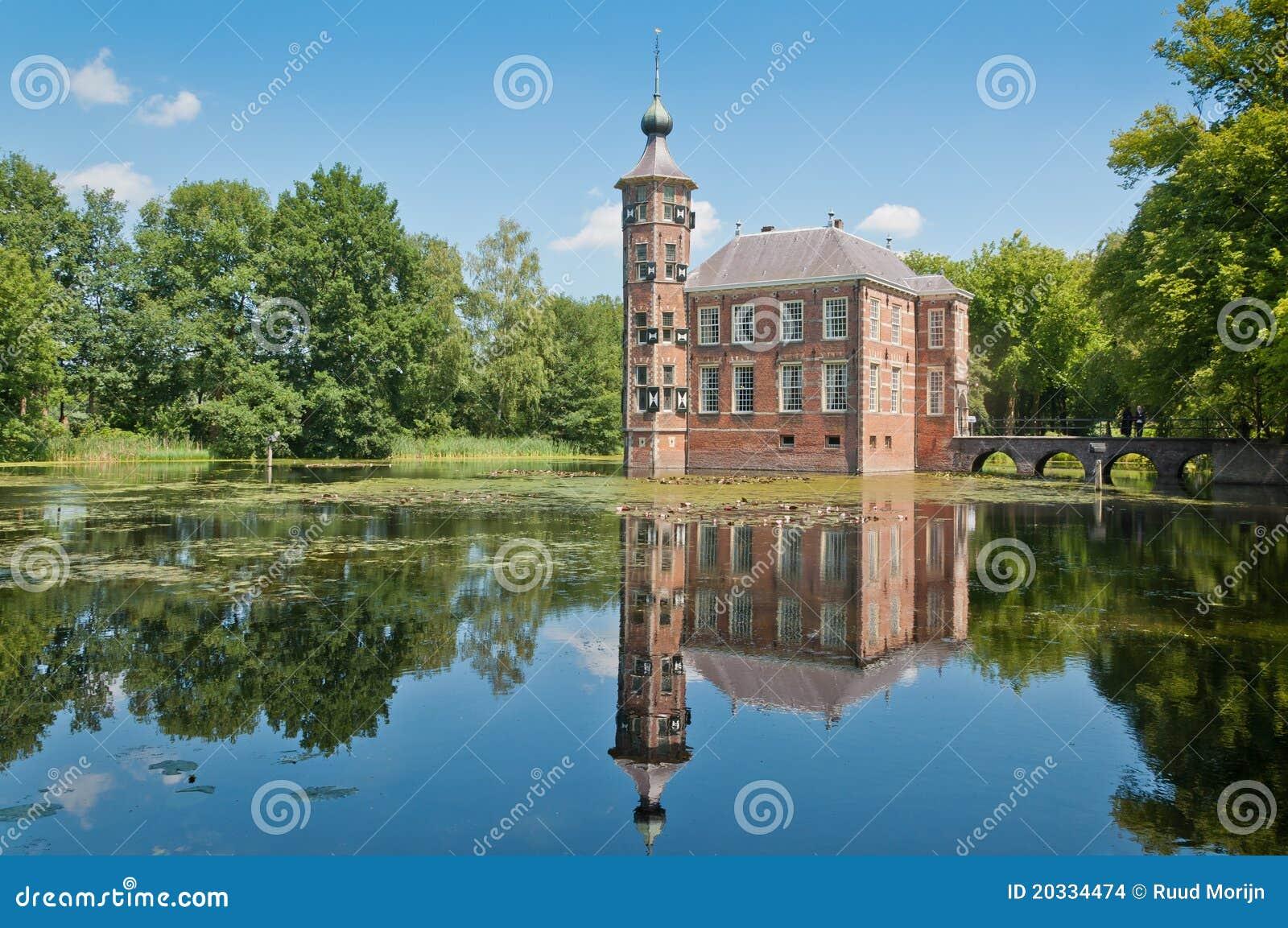 голландец замока brabant breda bouvigne северный