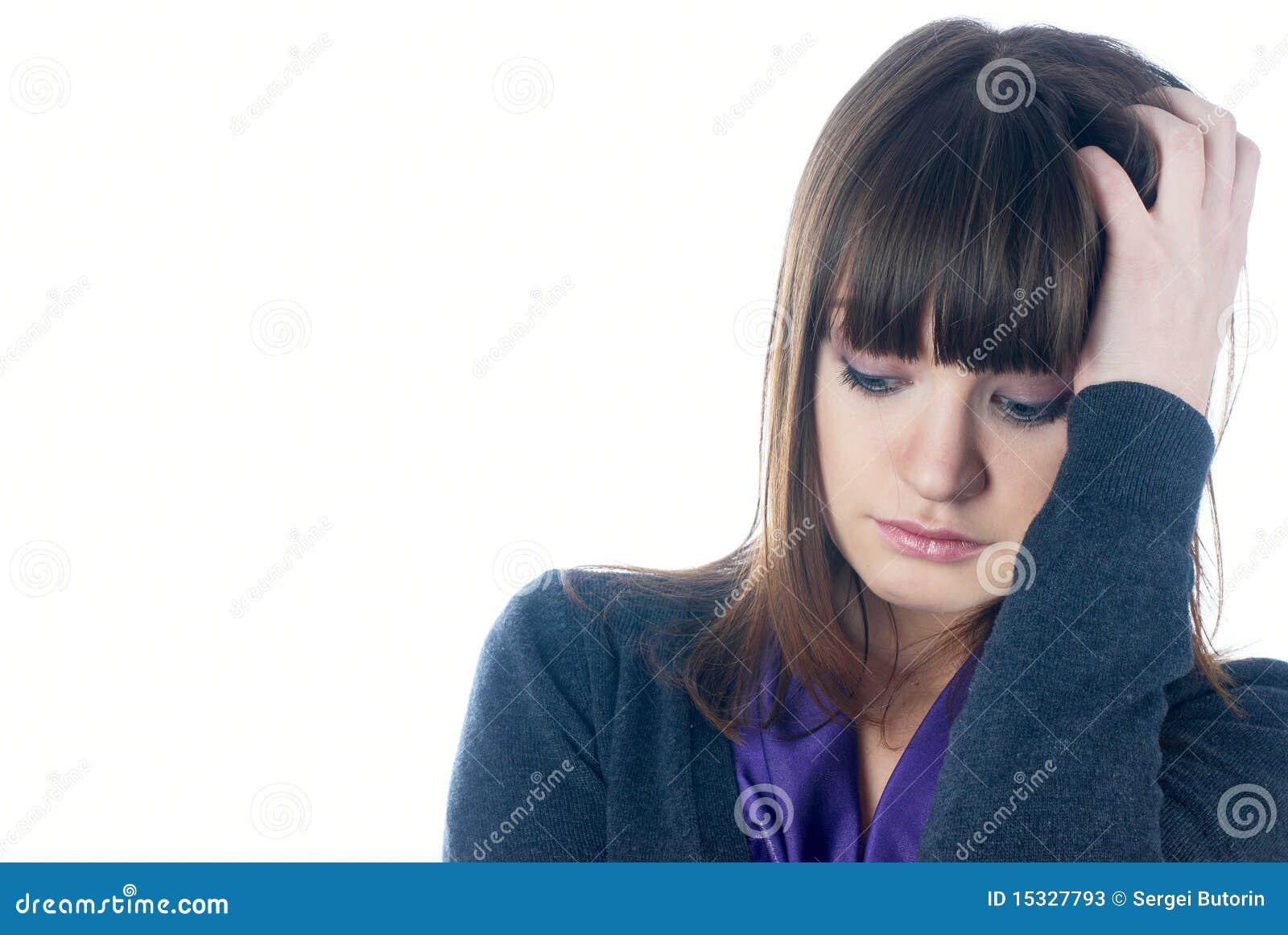 Картинки про боль девушки