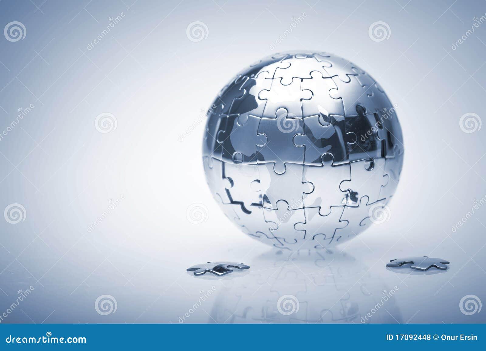 головоломка глобуса