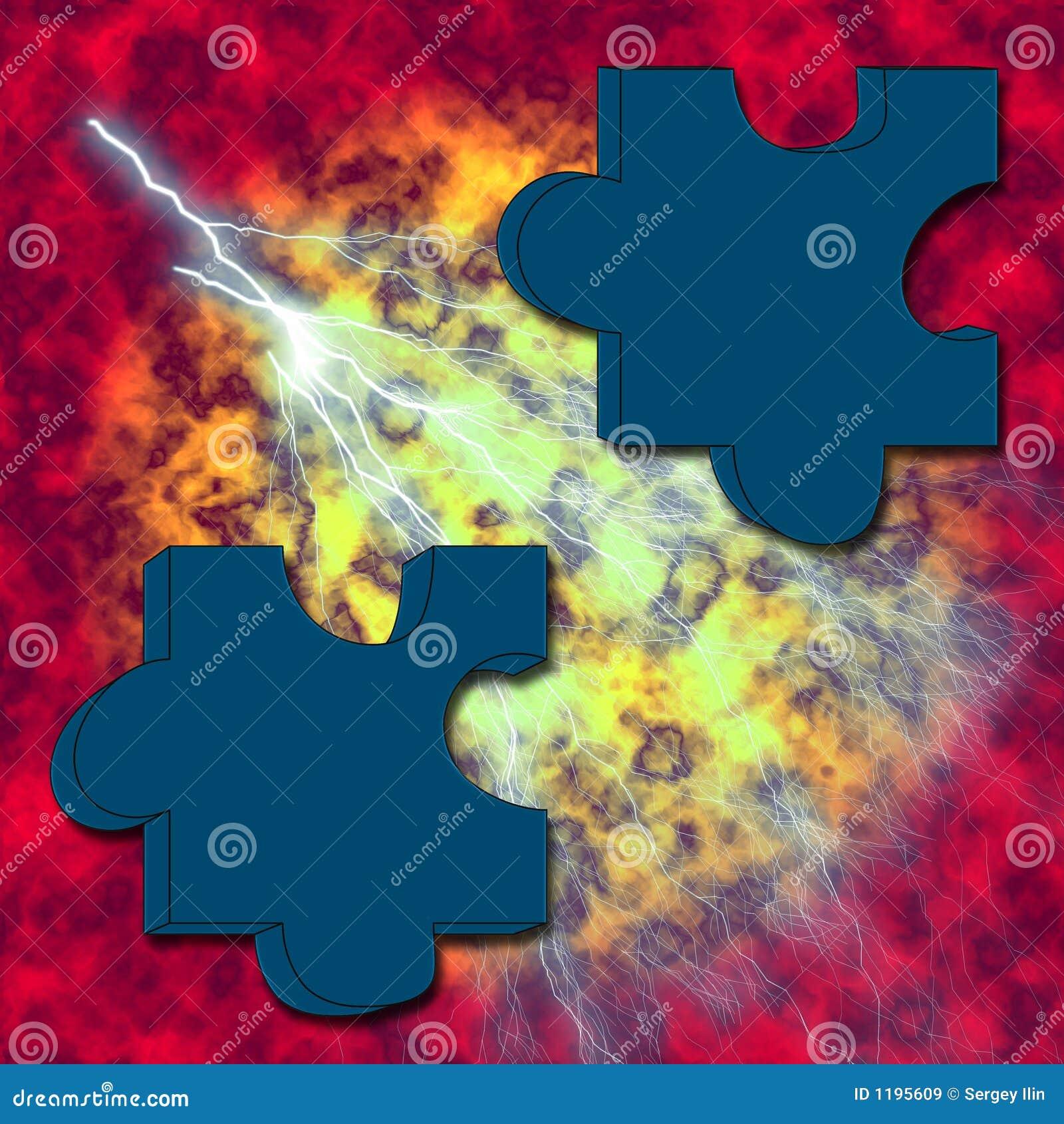 головоломка пожара