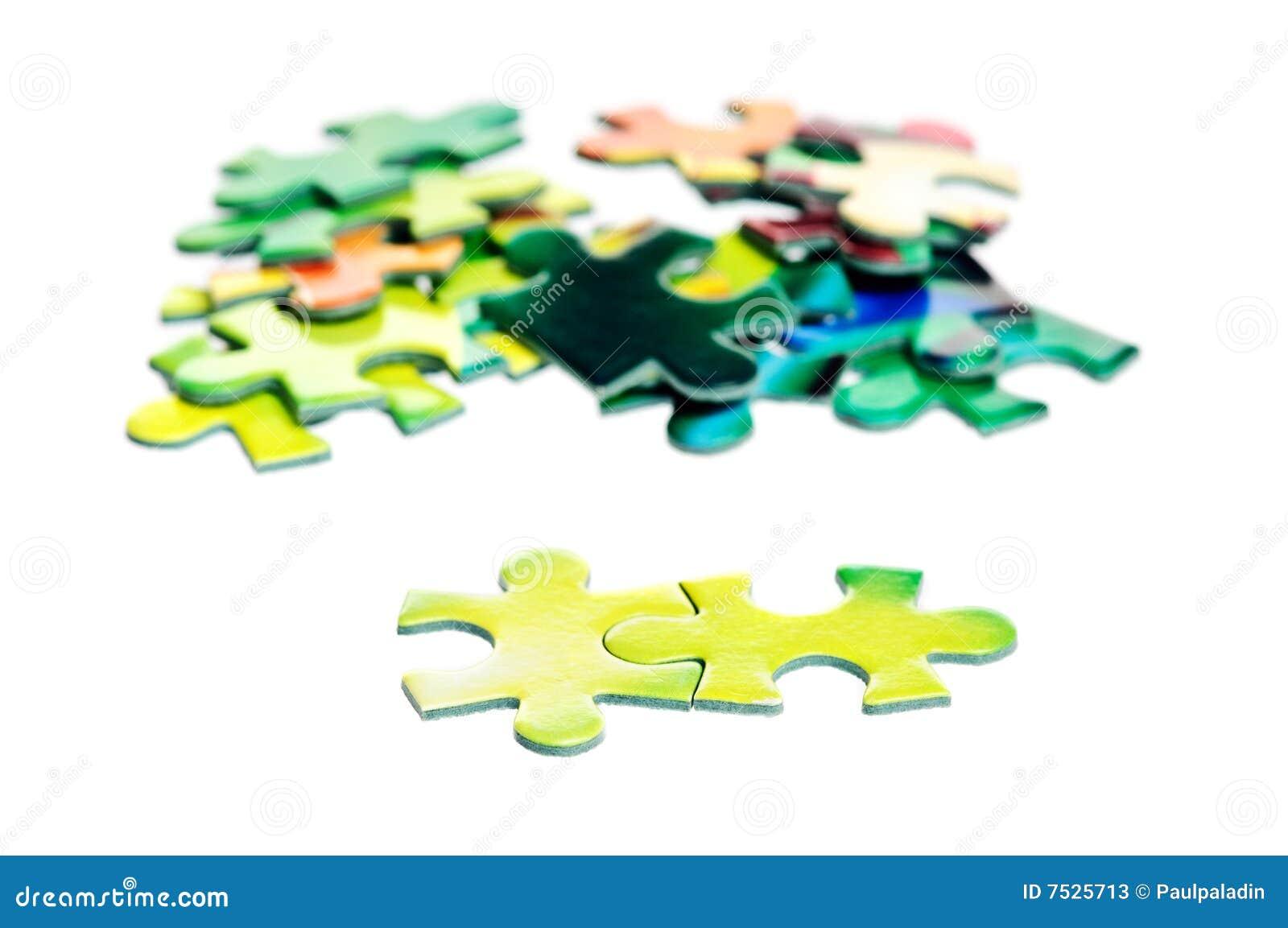 головоломка частей