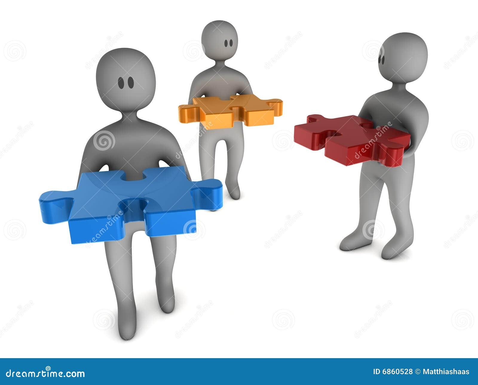 головоломка 3 человека удерживания