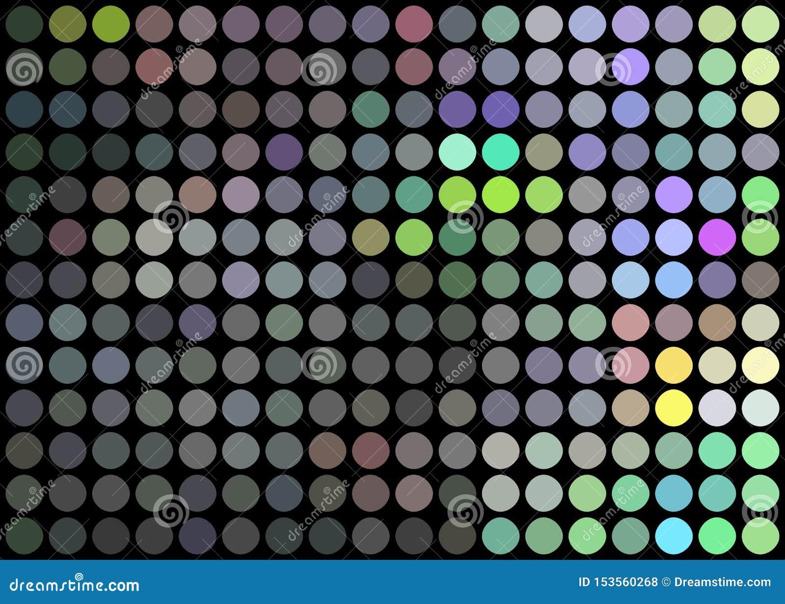Голографическая предпосылка диско мозаики металла Shimmer серая голубая зеленая картина точек