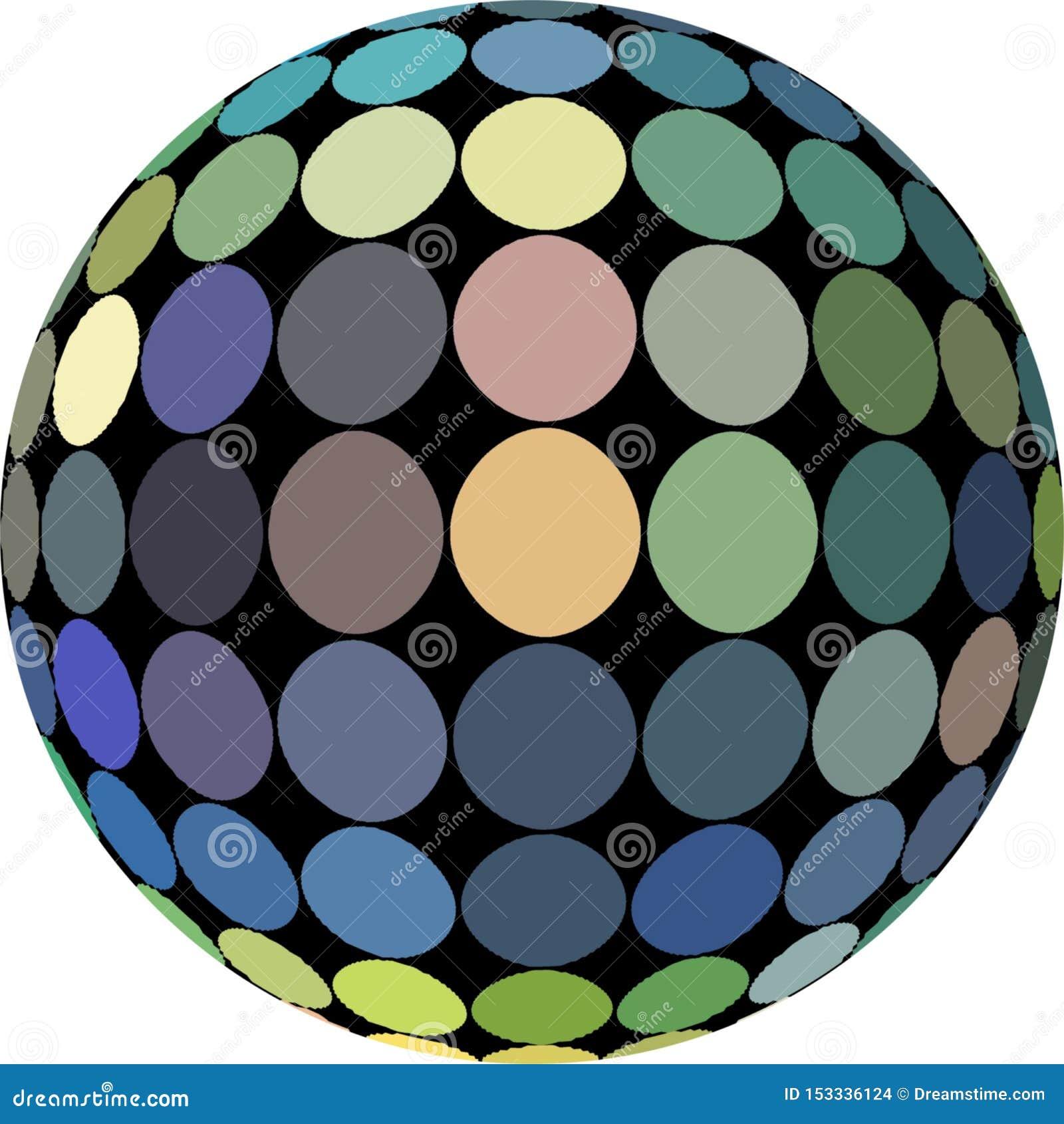 Обои выпуклости, шар, шарики, чёрный фон. Абстракции foto 18