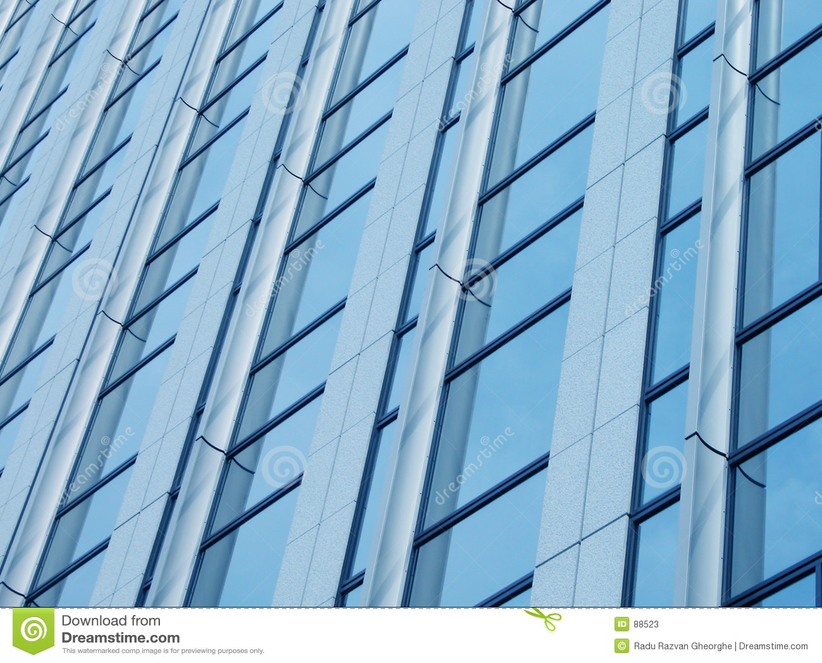 голубая деталь corportate