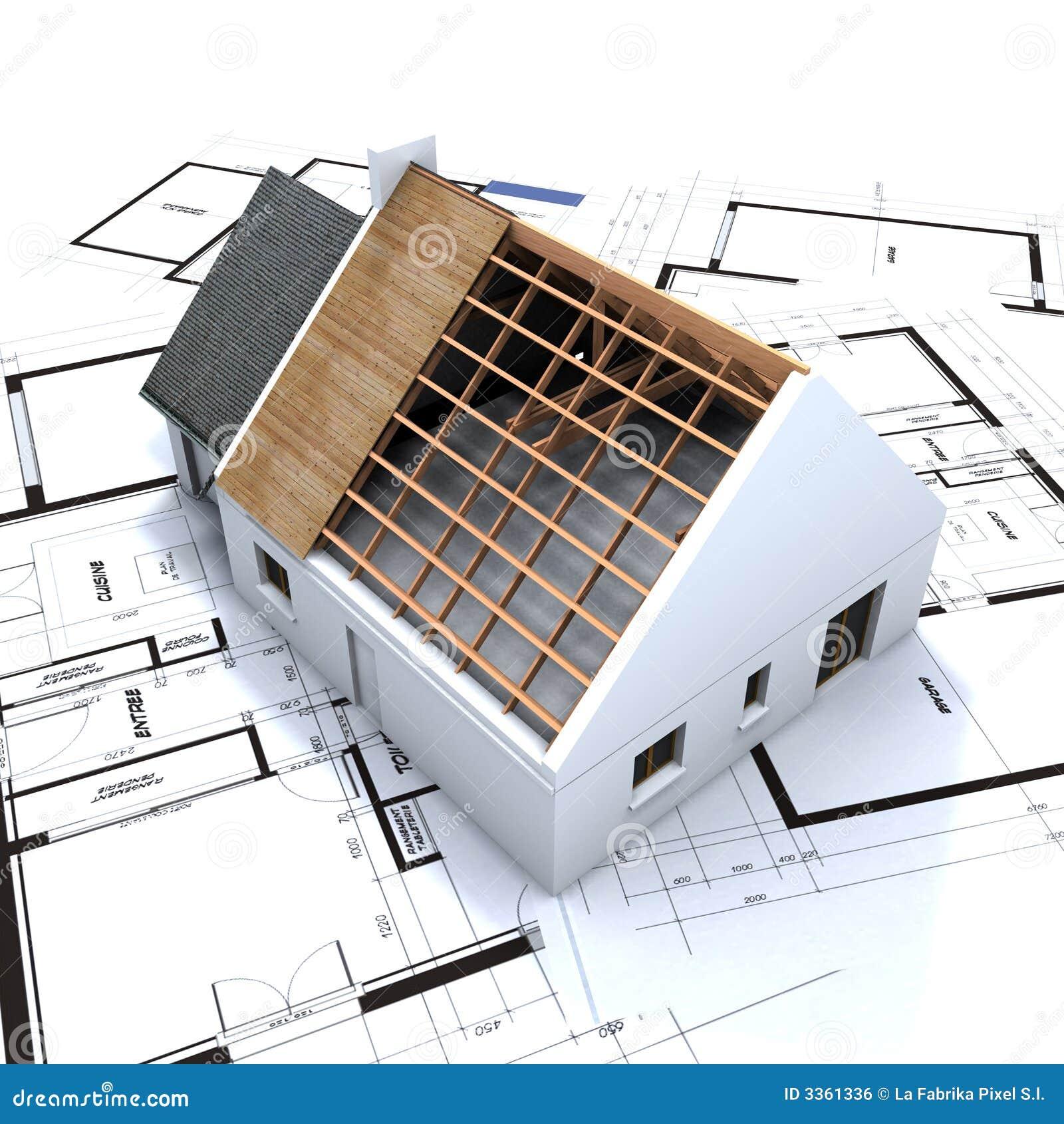 голубая дом конструкции