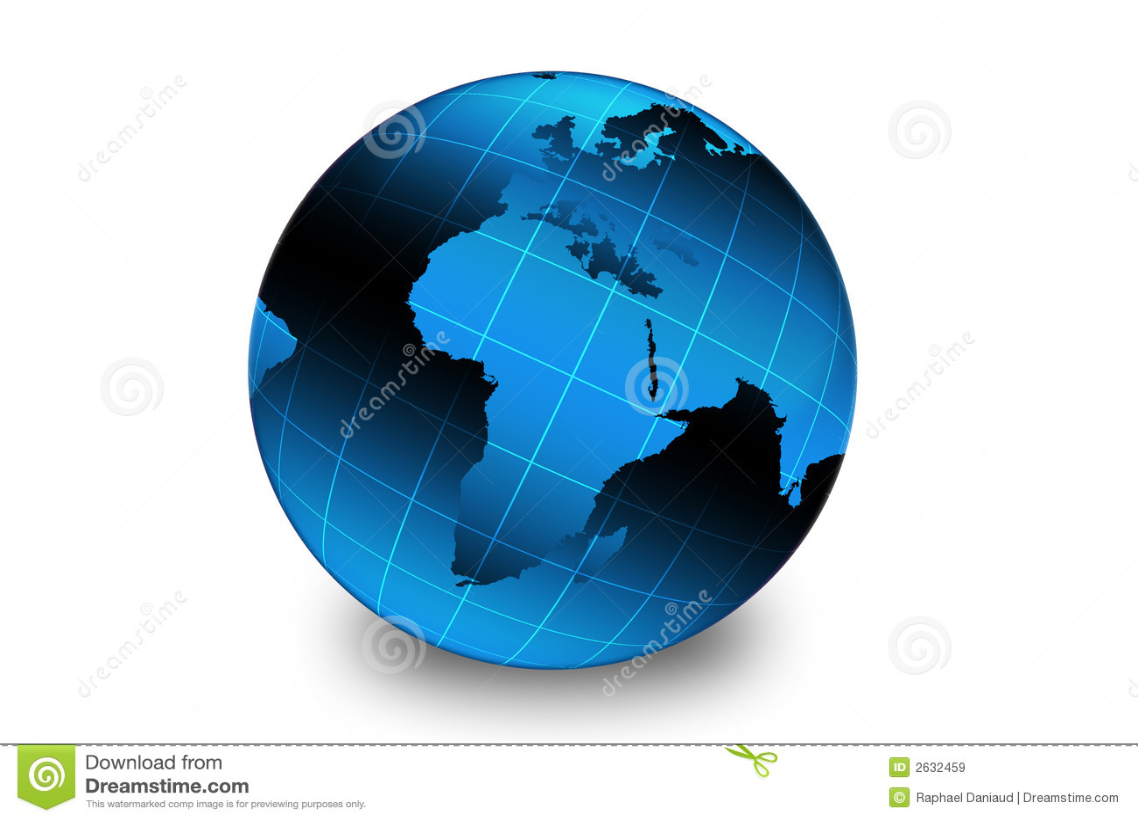 голубая земля