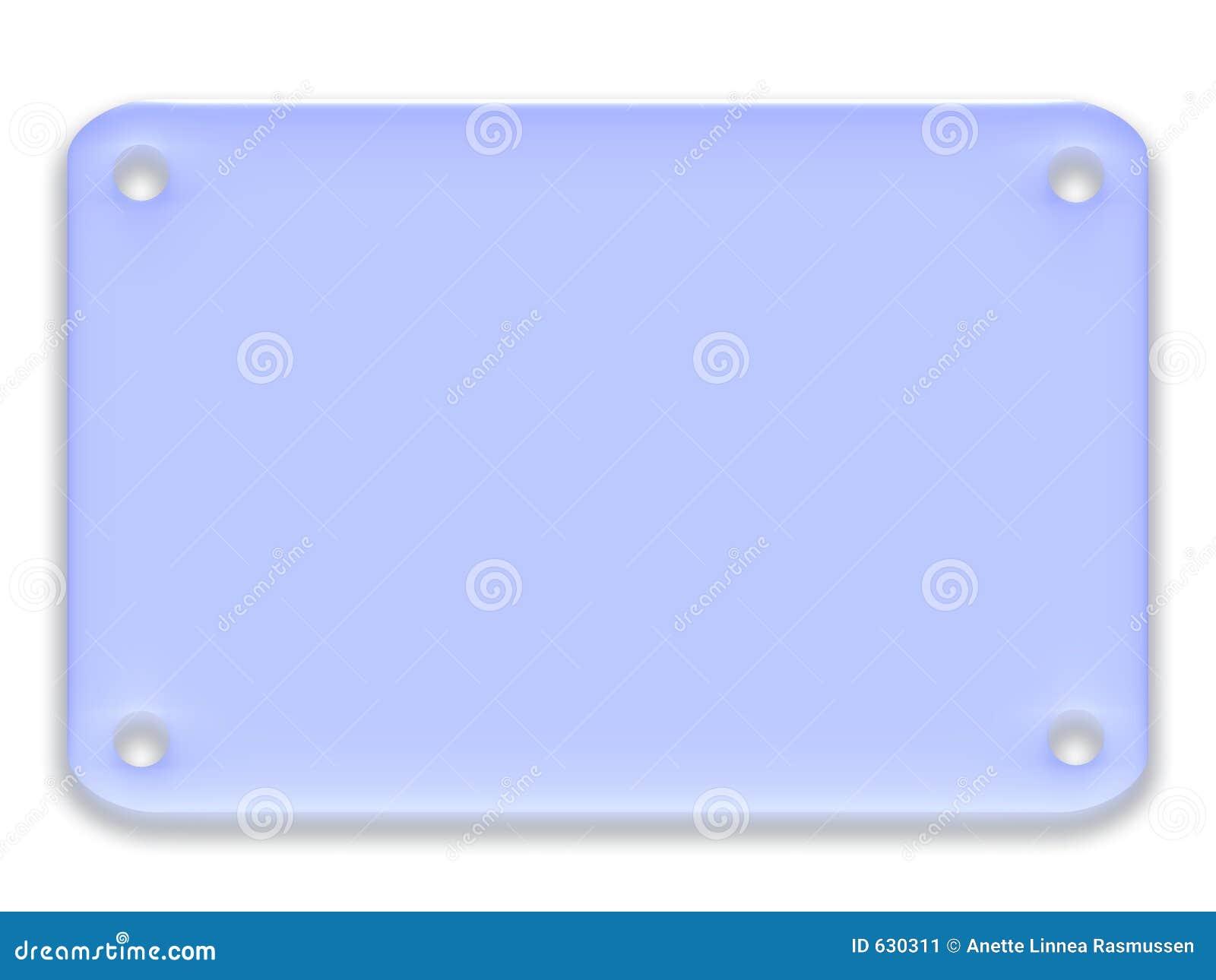 Download голубая плита иллюстрация штока. иллюстрации насчитывающей влияние - 630311
