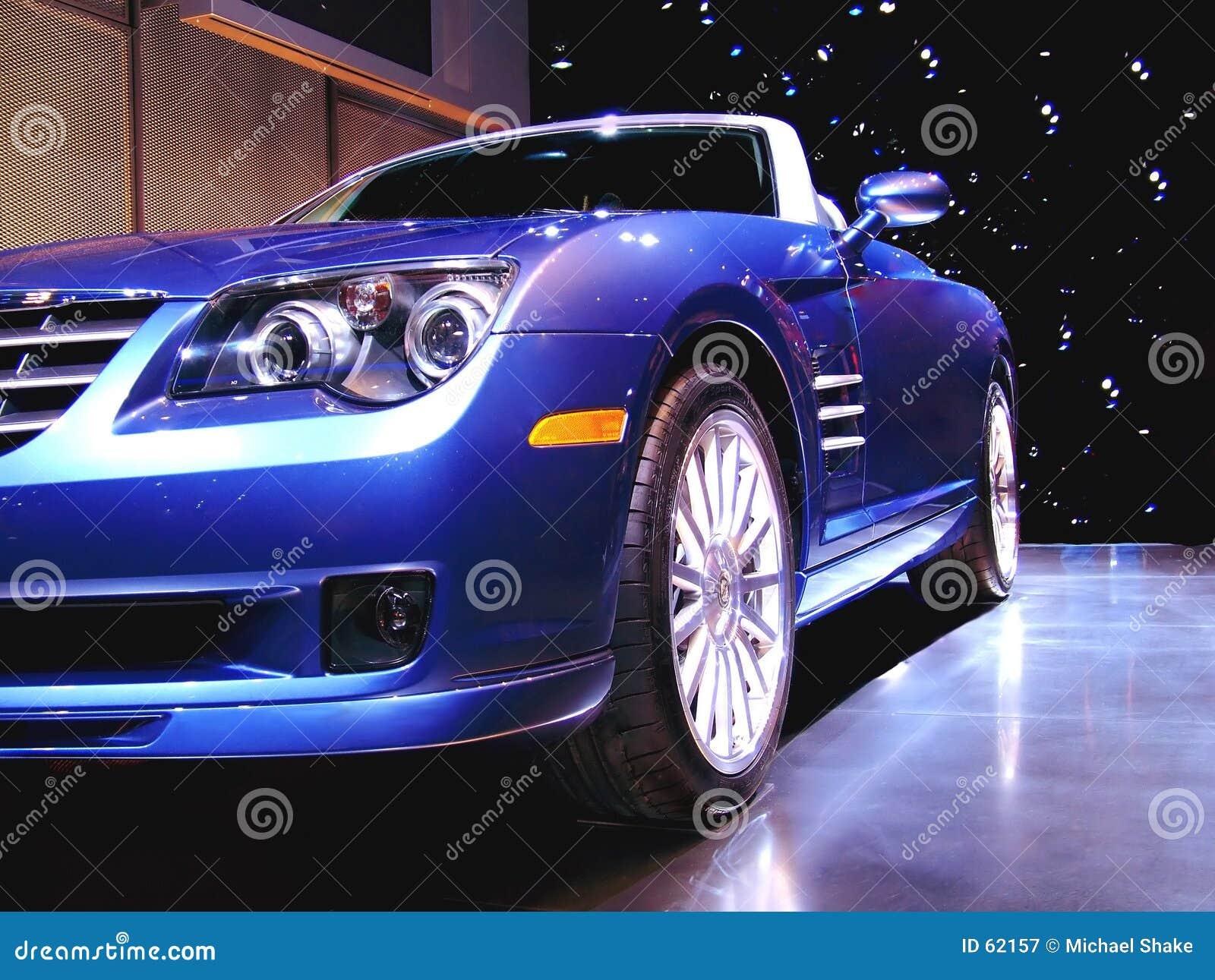 голубая скорость