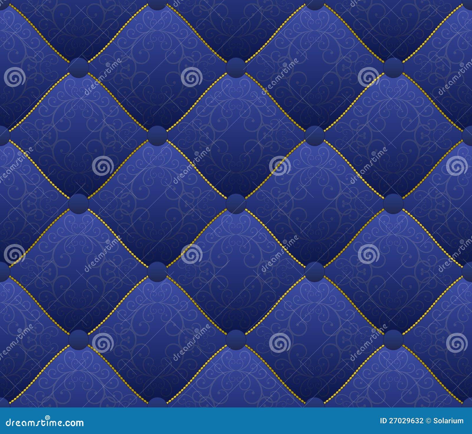 Голубая ткань