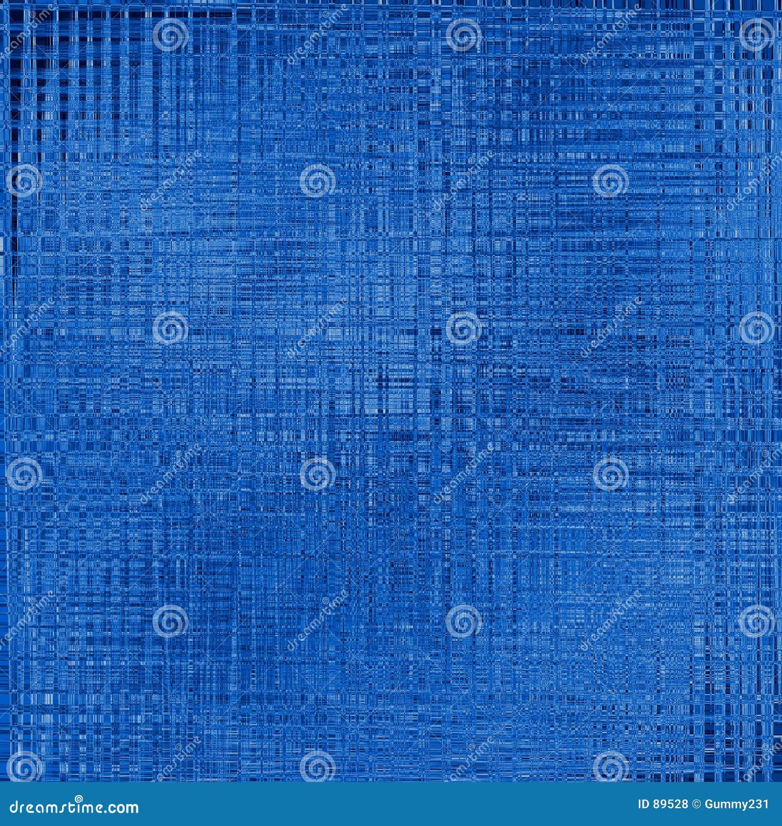 голубое глубокое