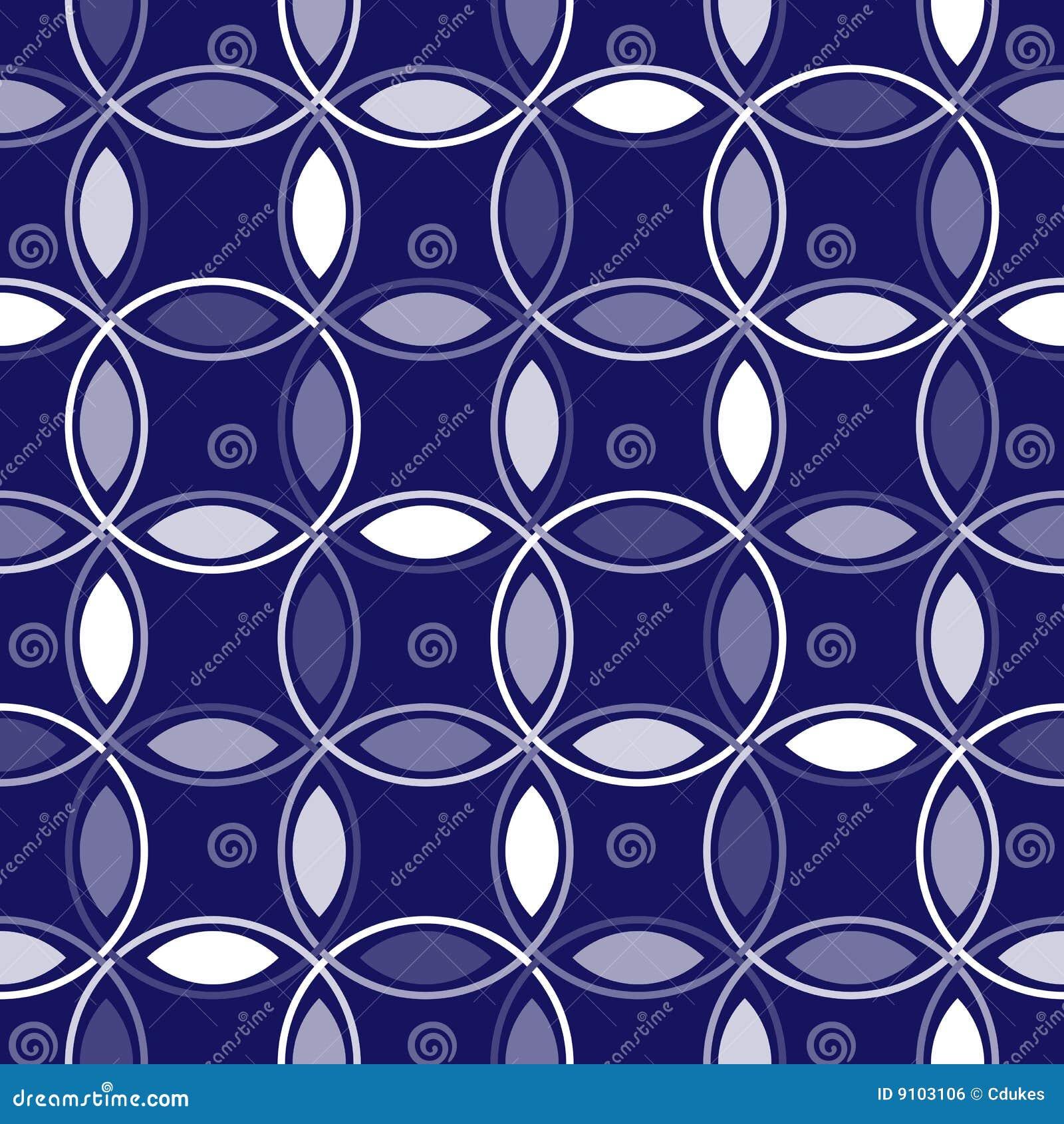 голубой блокировать кругов