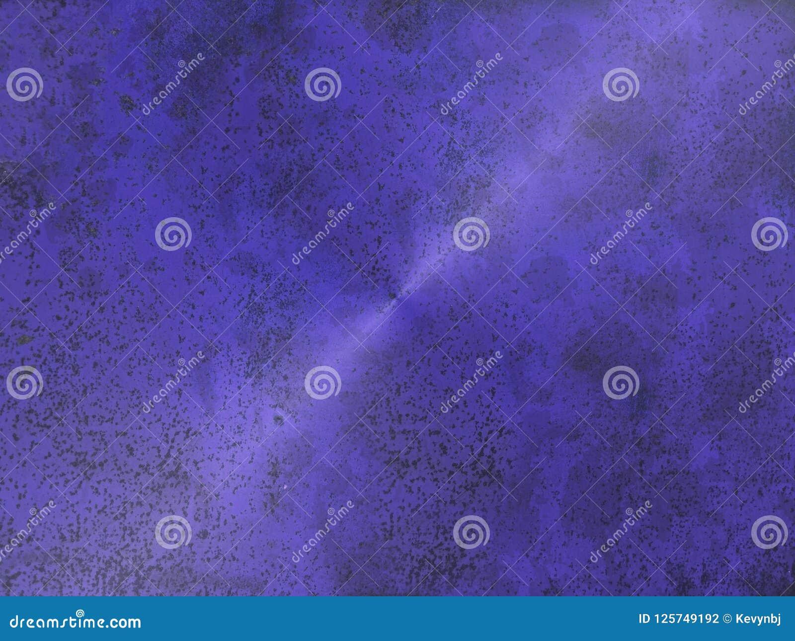 Голубой стальной Grunge предпосылки заржавел деревенское сияющее
