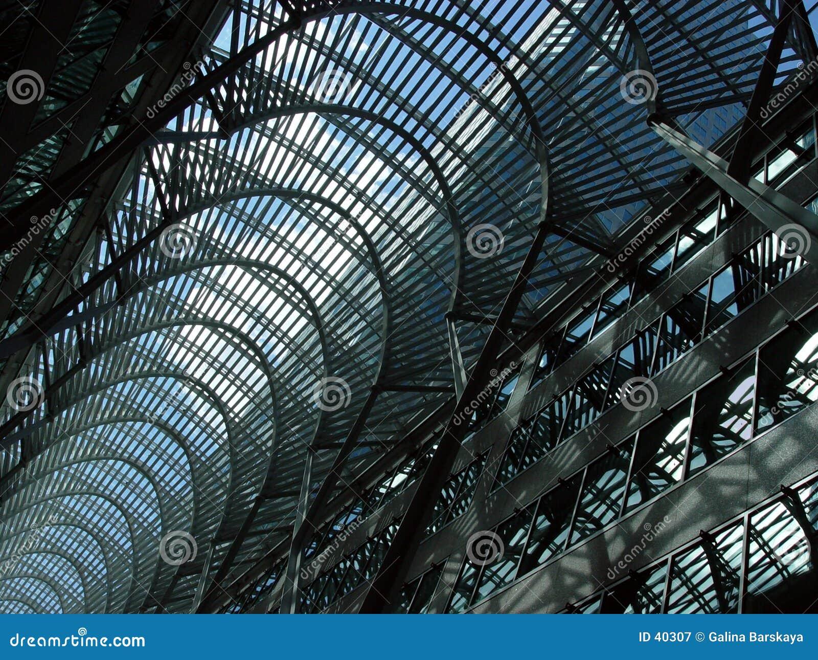 Download голубой skylight toronto стоковое изображение. изображение насчитывающей затейливо - 40307