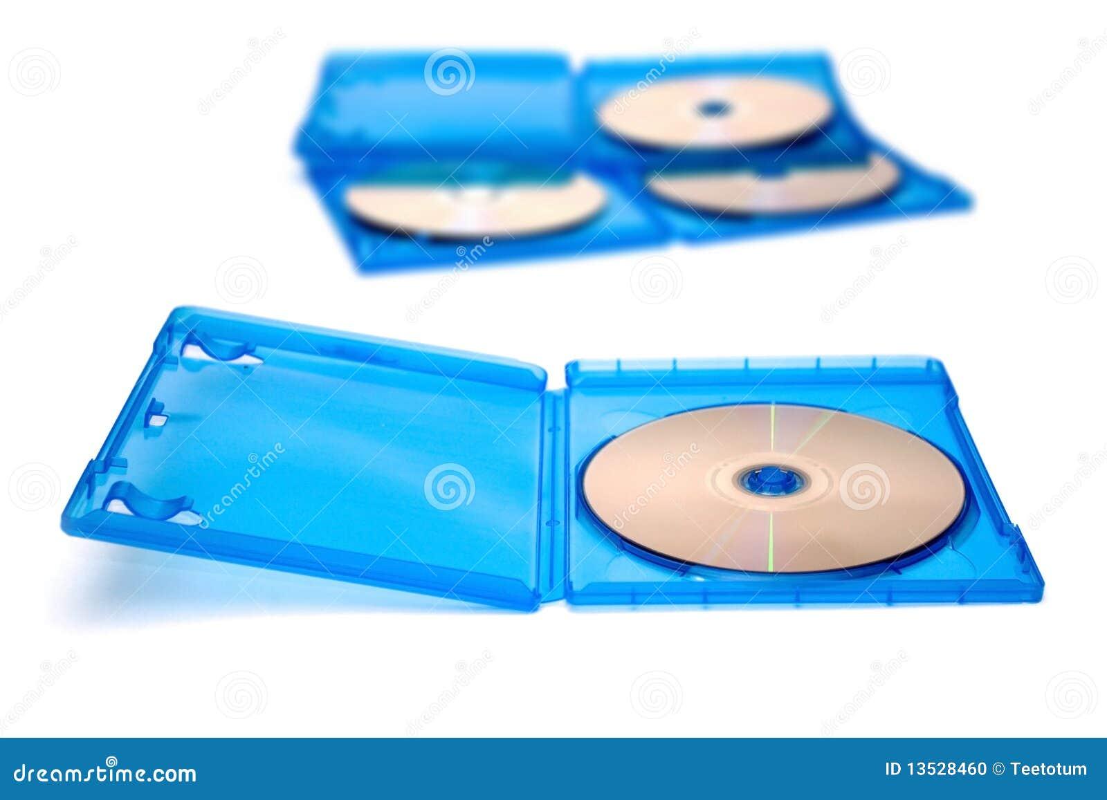 голубые изолированные диски излучают белизну