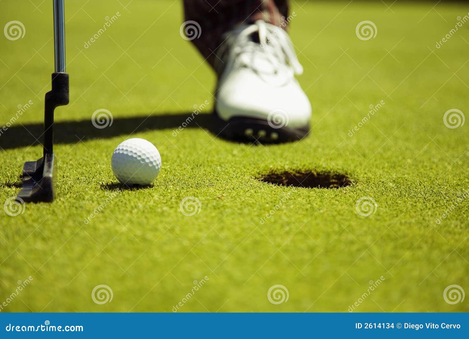 гольф клуба