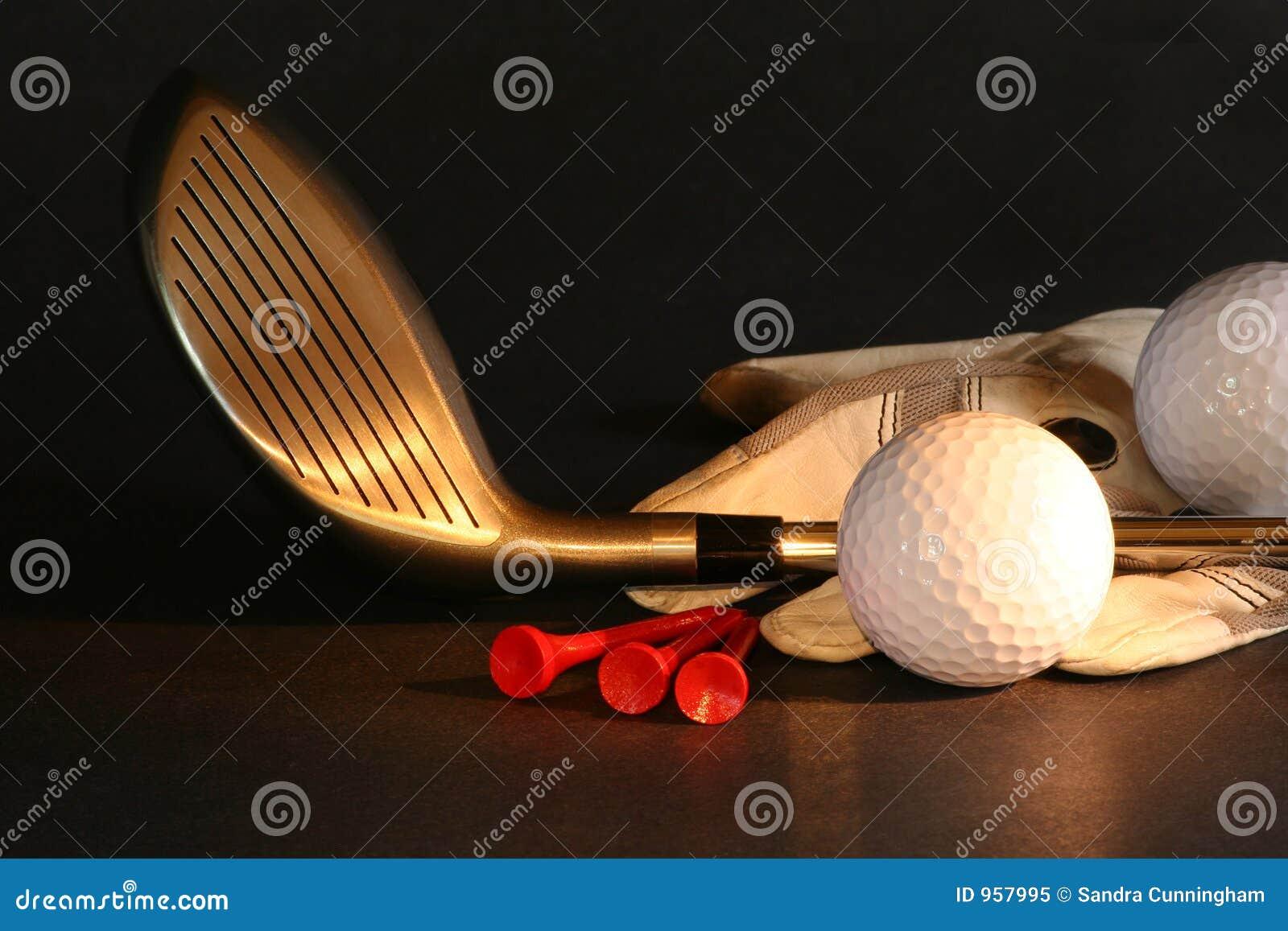 гольф предметов первой необходимости