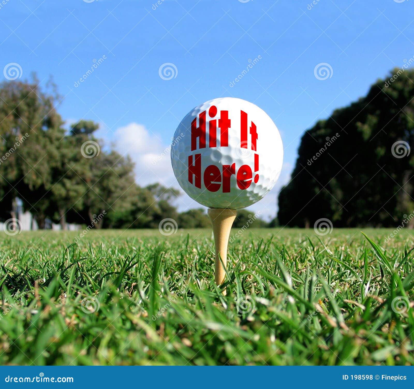 гольф принципиальной схемы